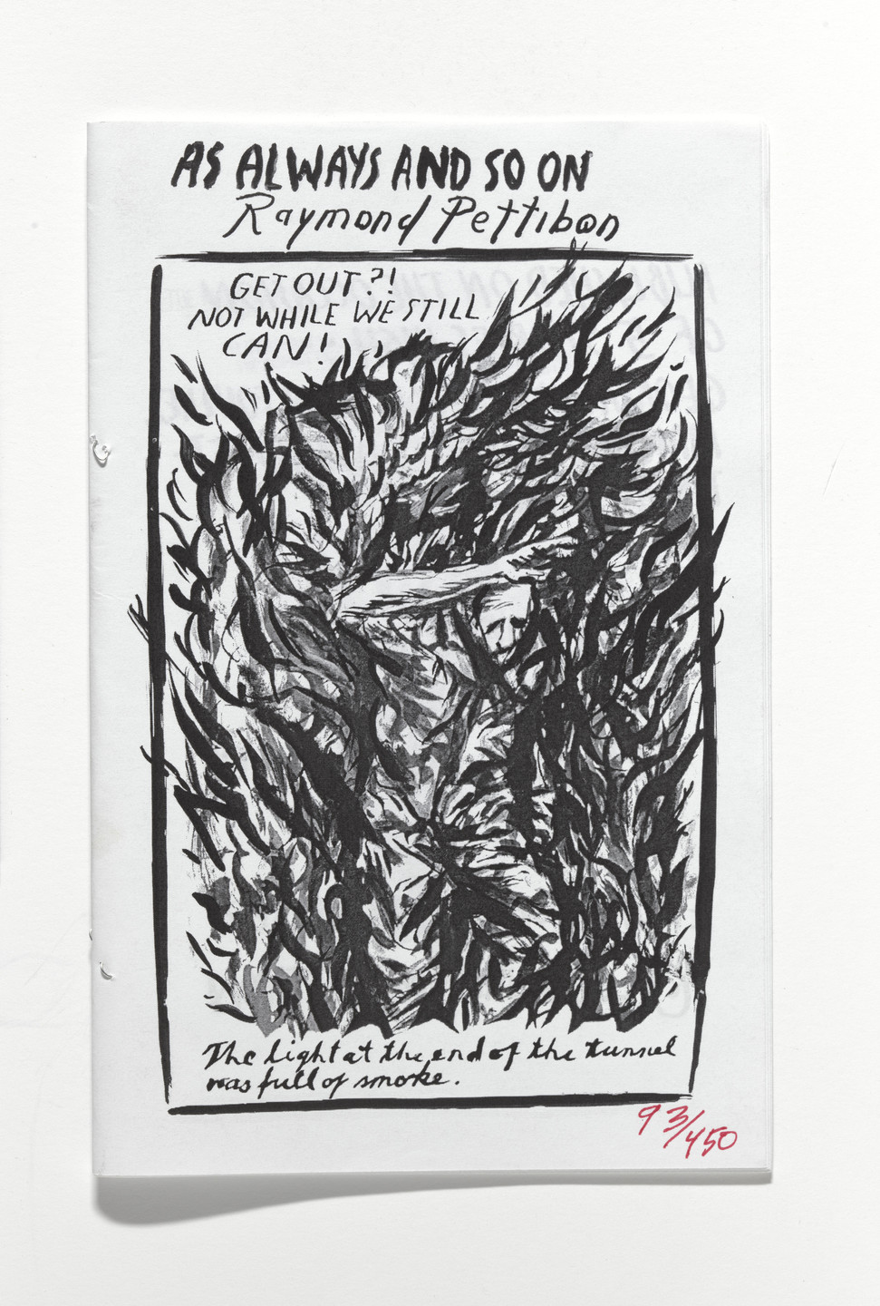 Raymond Pettibon. As Always and So On. 2006