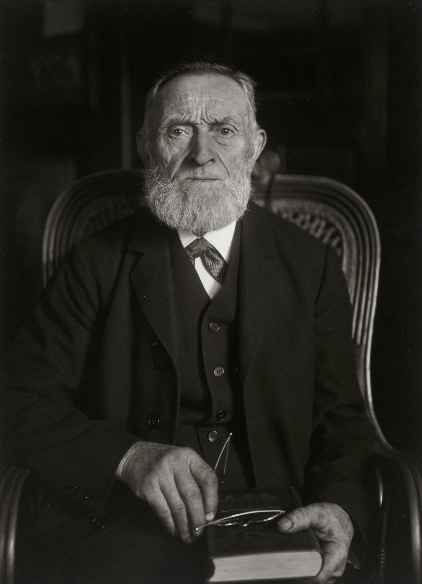 August Sander. The Fighter or Revolutionary. 1925