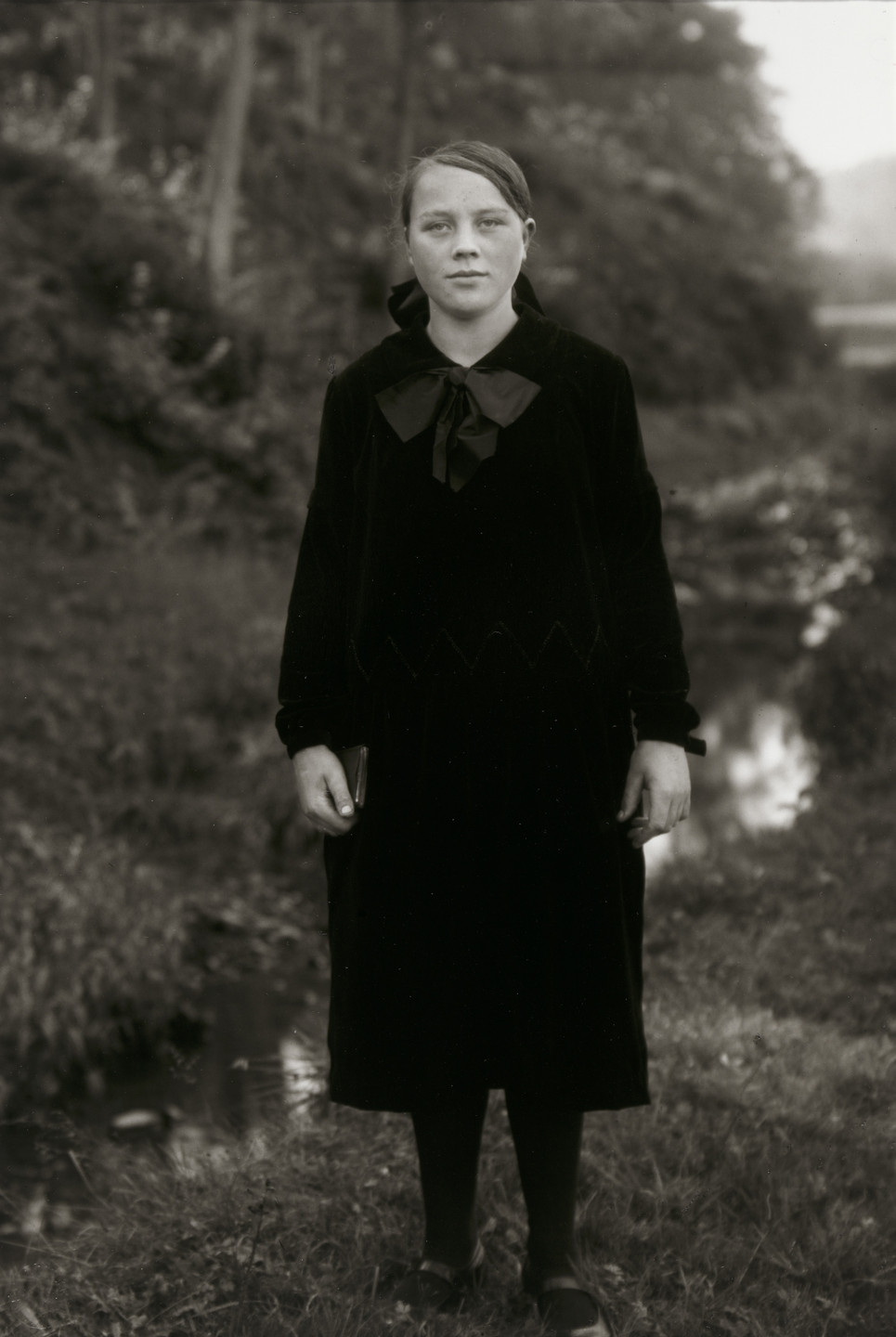 August Sander. Confirmation candidate. 1927