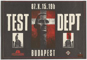 Test Dept Budapest