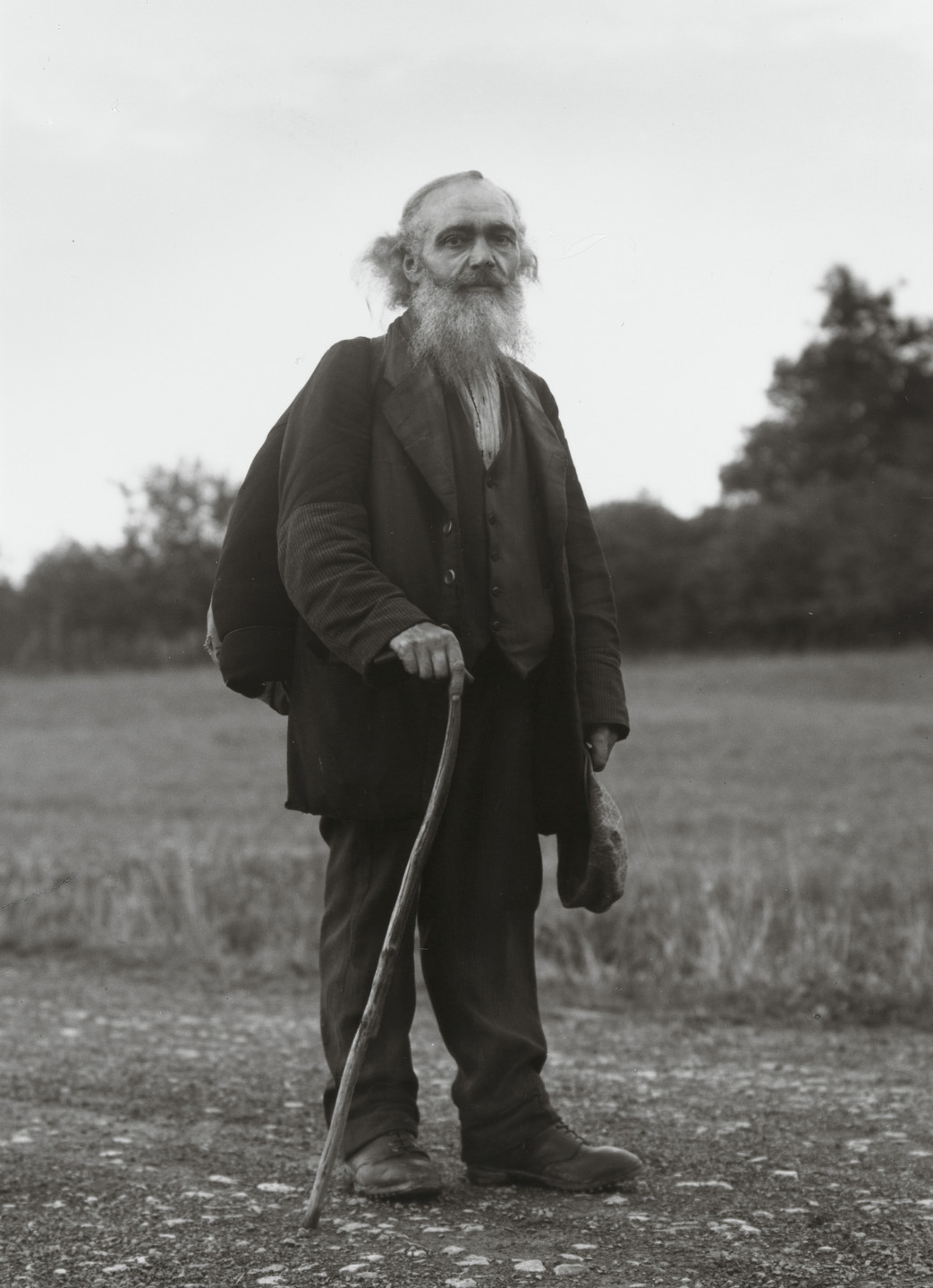 August Sander. Vagrants. 1930
