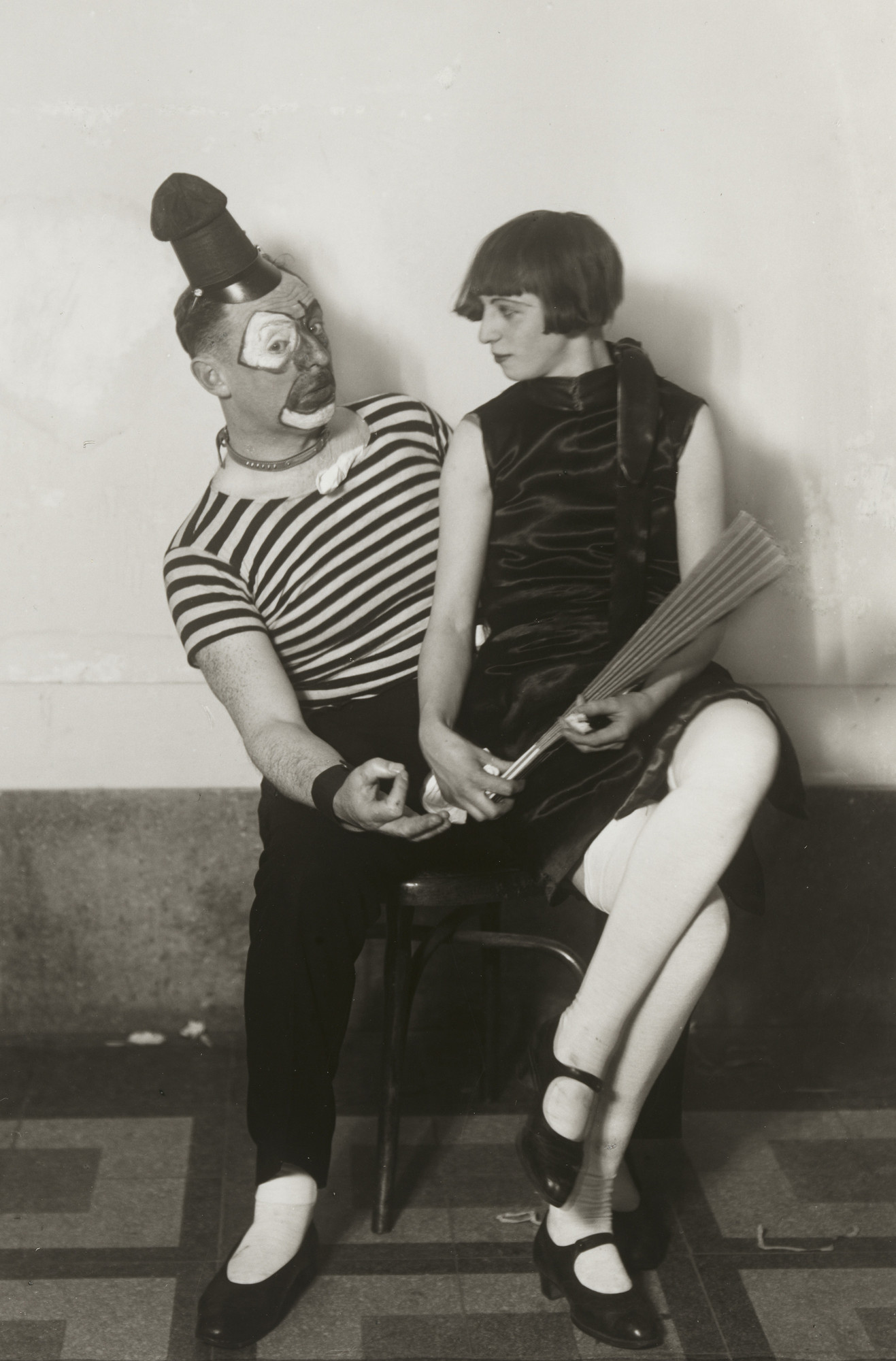August Sander. Fancy-dress Ball. 1926