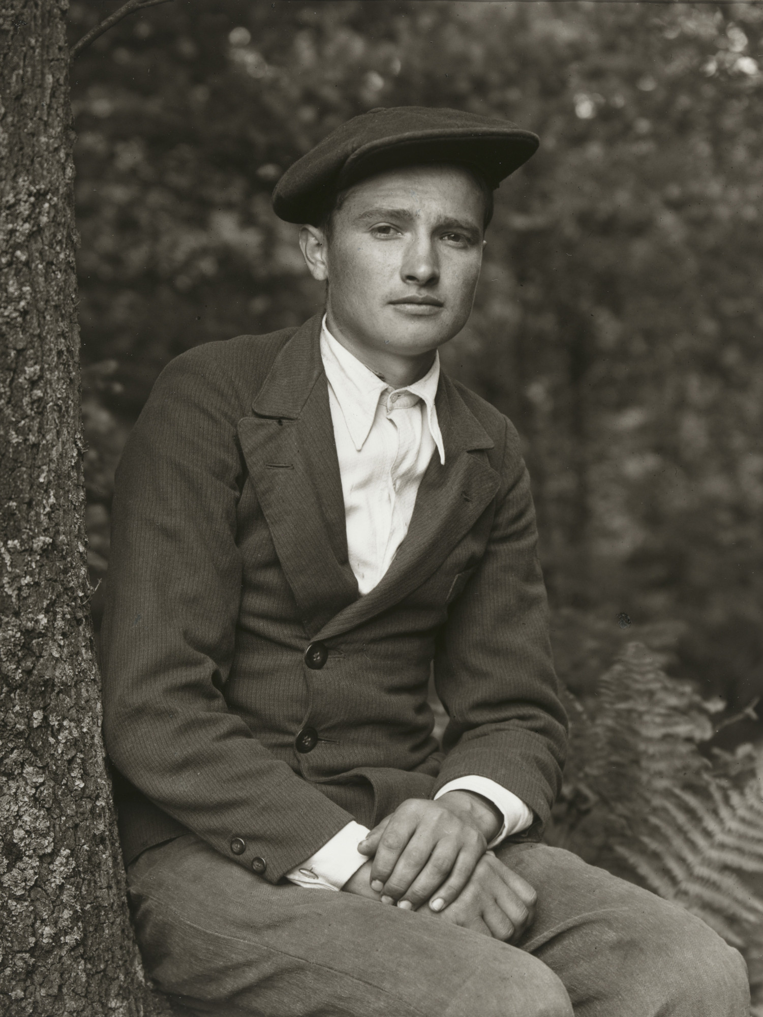 August Sander. Foreign Worker. 1941-45