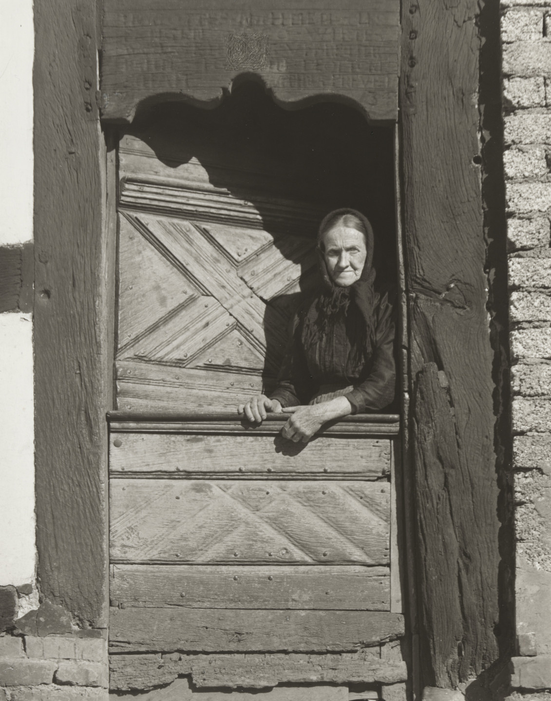 August Sander. Farmer's Wife from the Sieg Valley. c. 1930