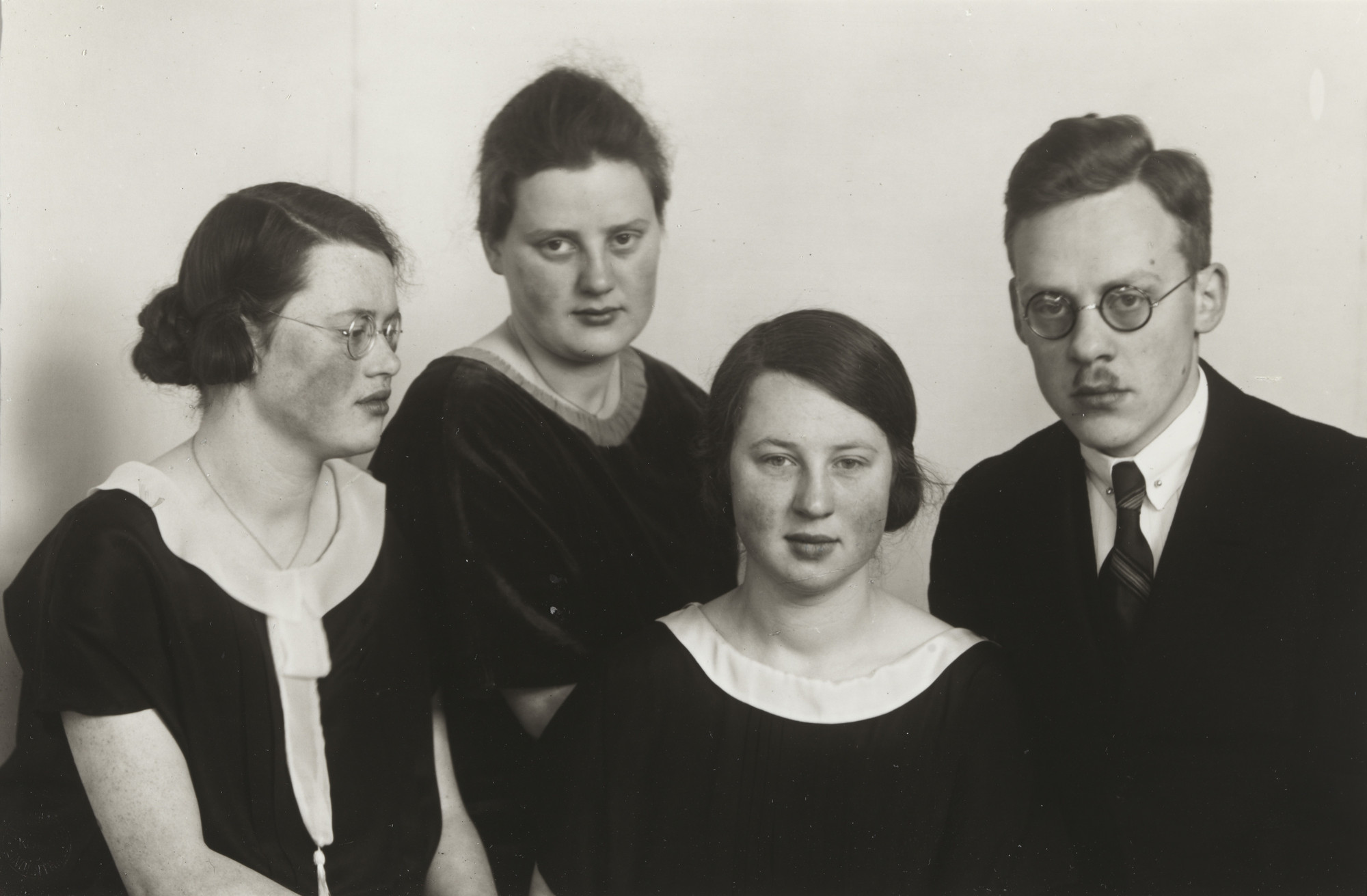 August Sander. Sisters and Brother. 1924