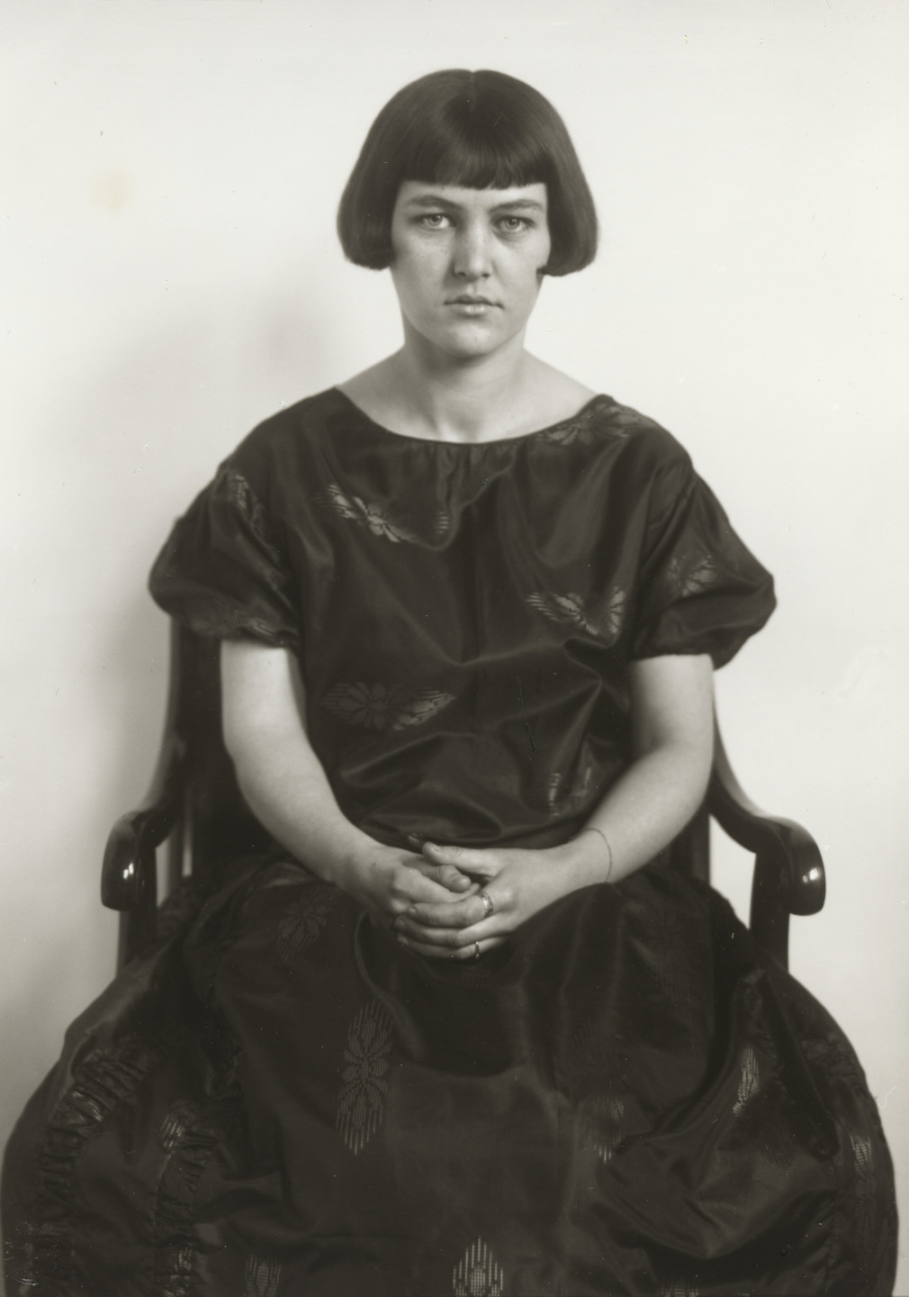 August Sander. Painter's Daughter. c. 1926