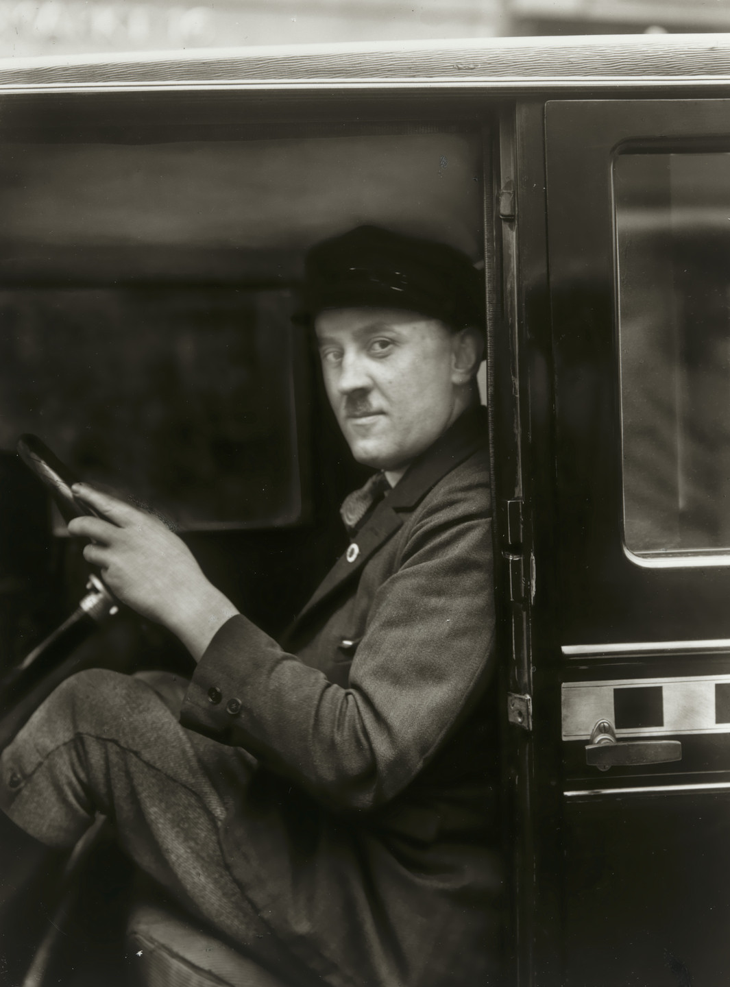 August Sander. The Chauffeur. 1929