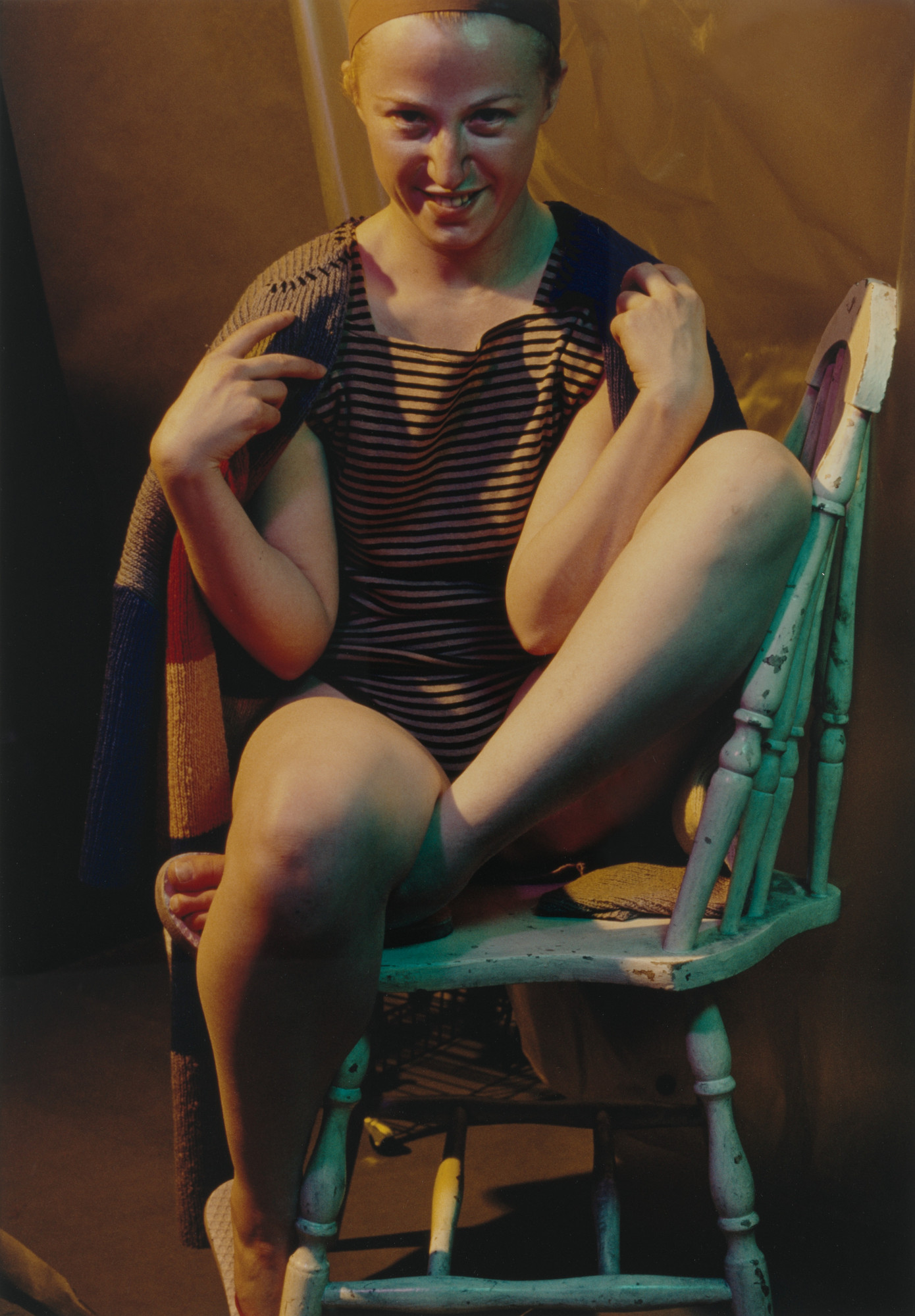 Cindy Sherman. Untitled #123. 1983