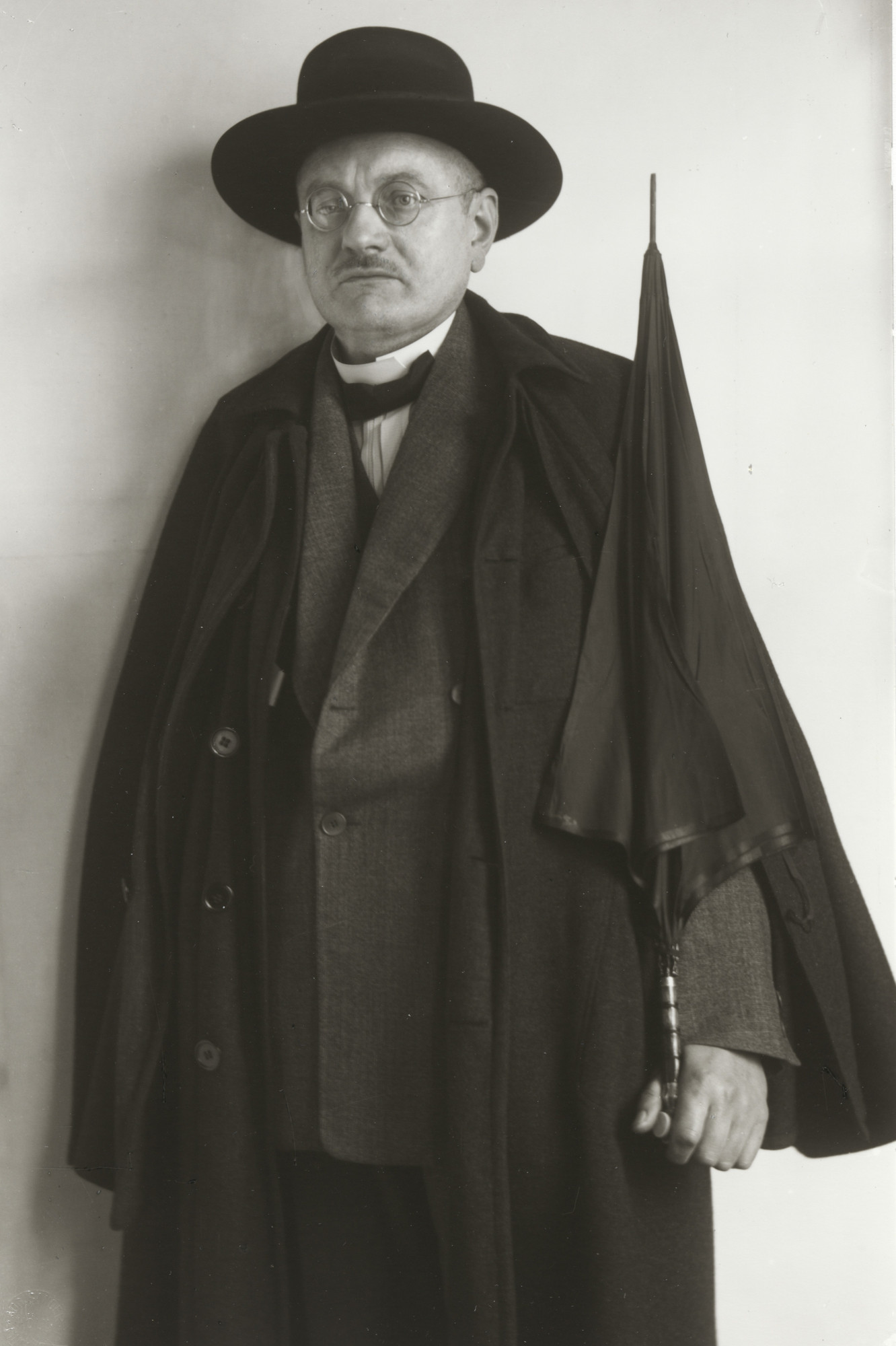 August Sander. Member of Parliament (Democrat). 1927