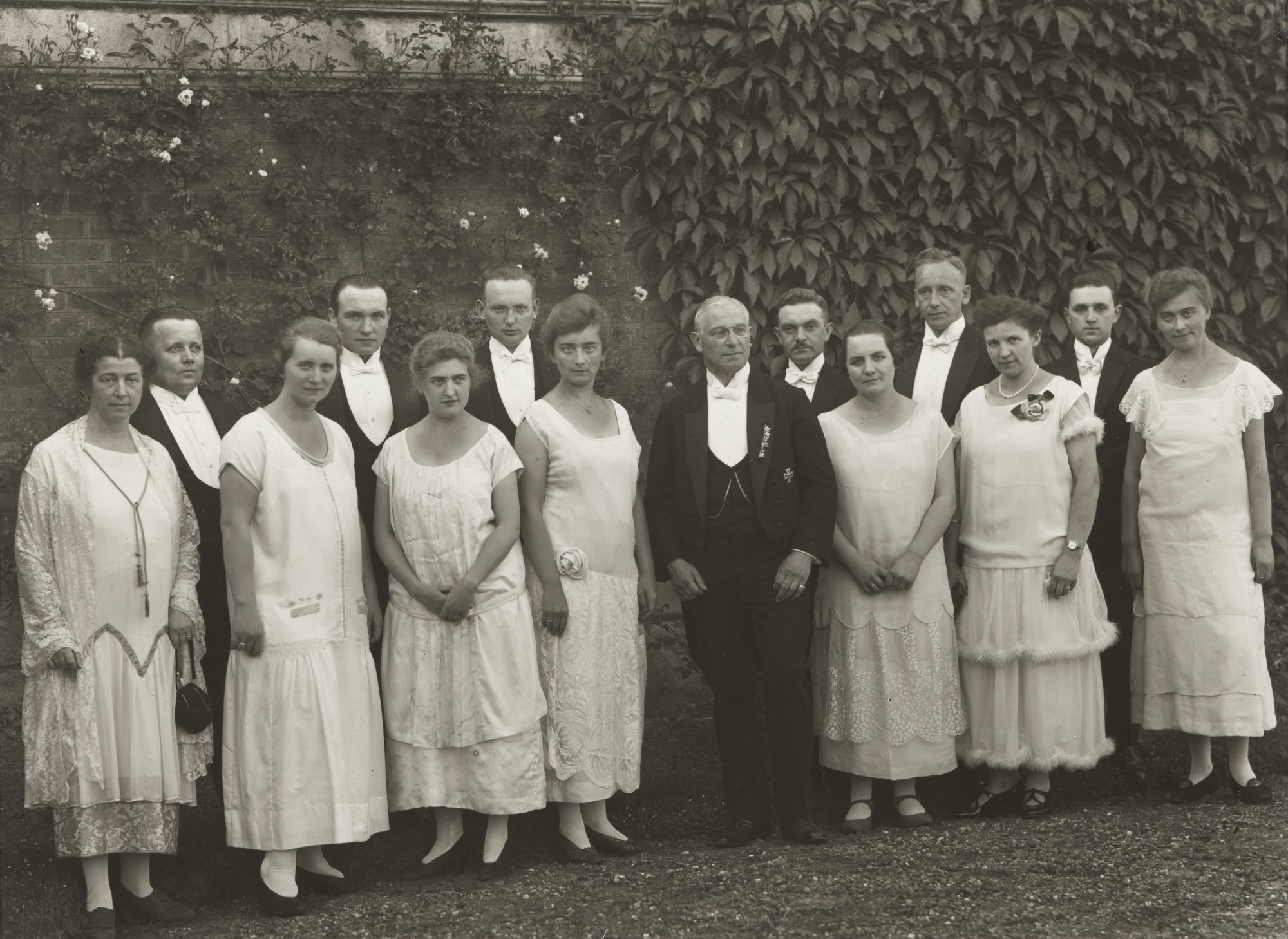 August Sander. Rhineland Madrigal Choir. 1925