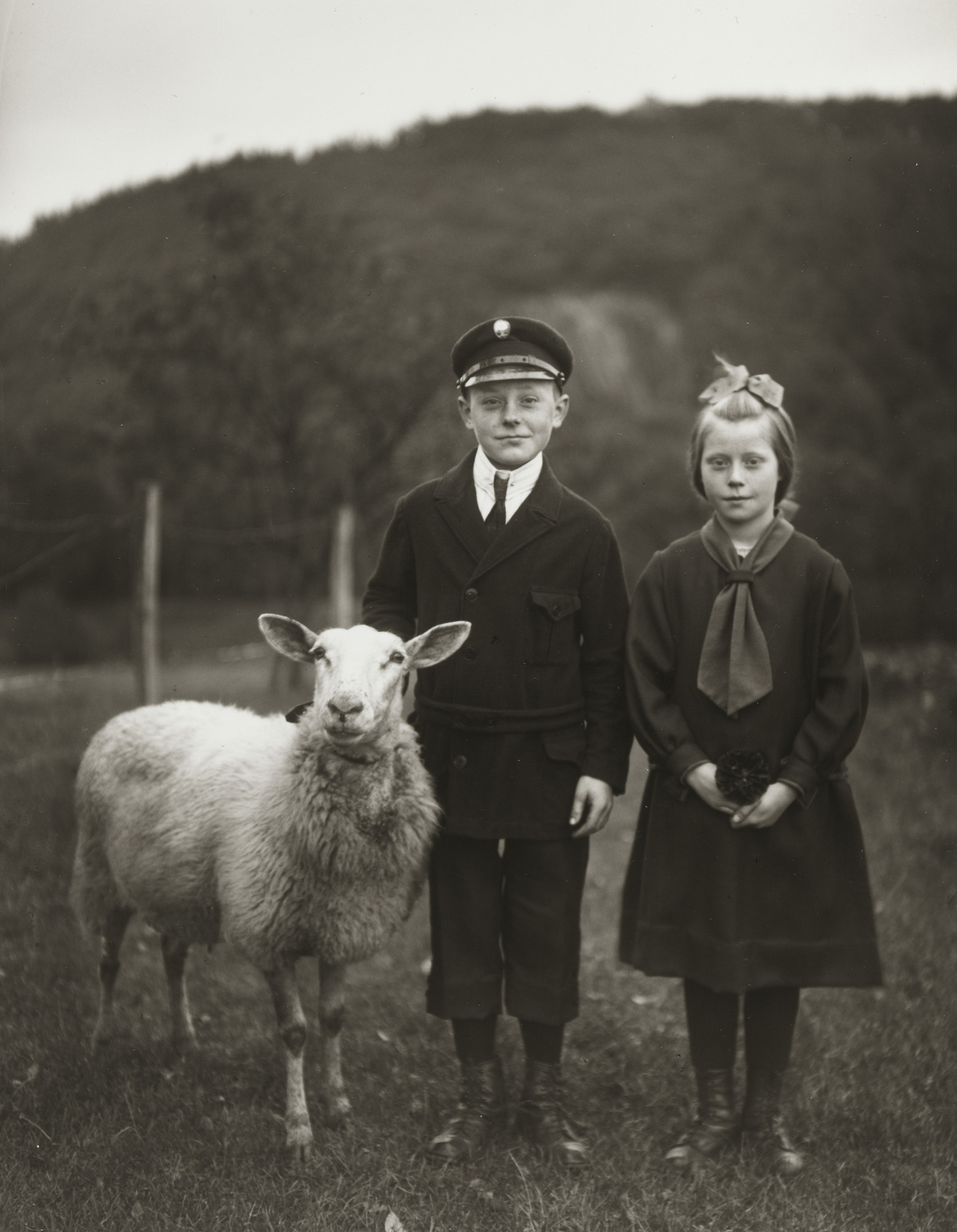 August Sander. Farm Children. 1927
