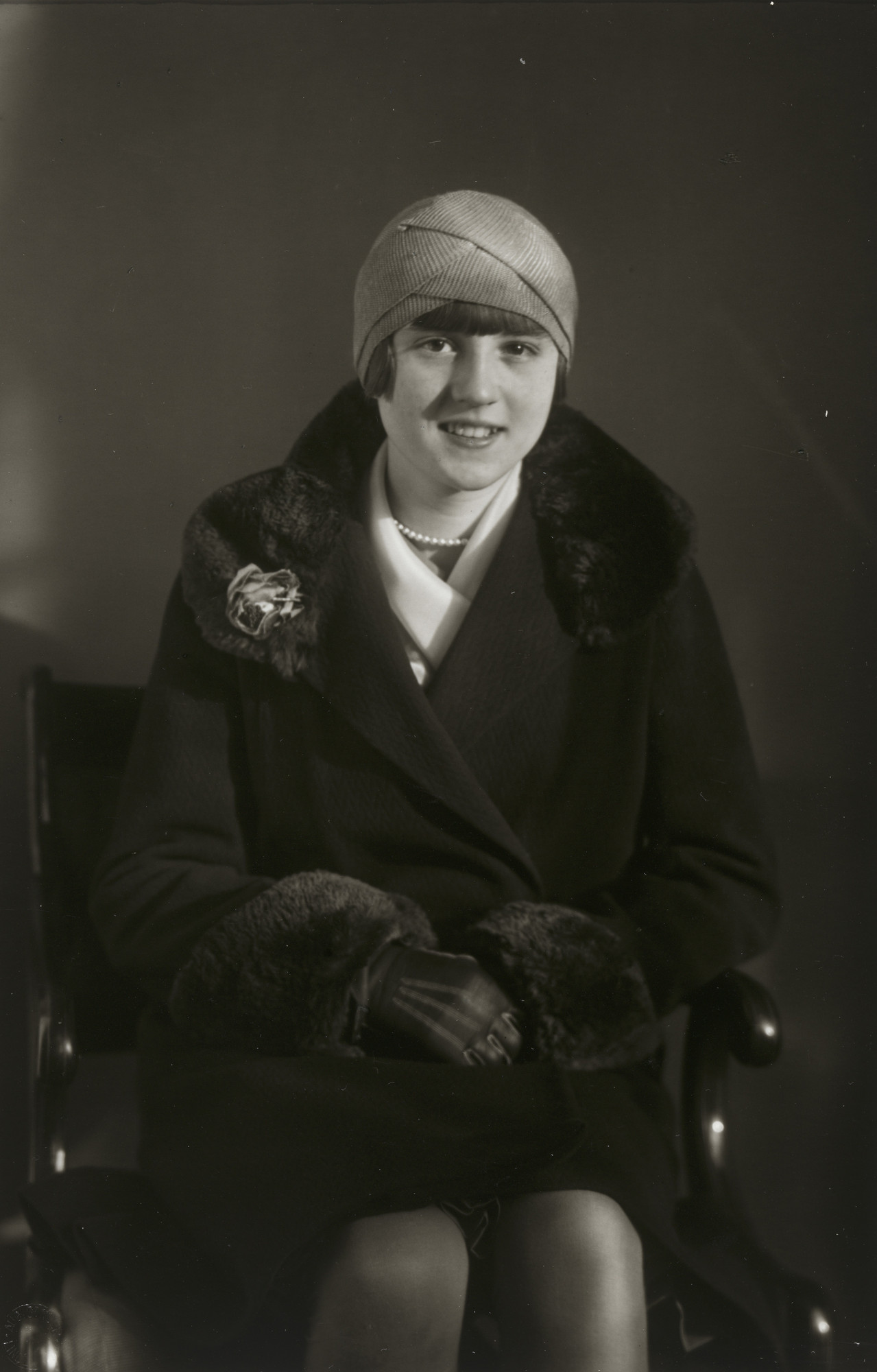 August Sander. High School Girl. 1928