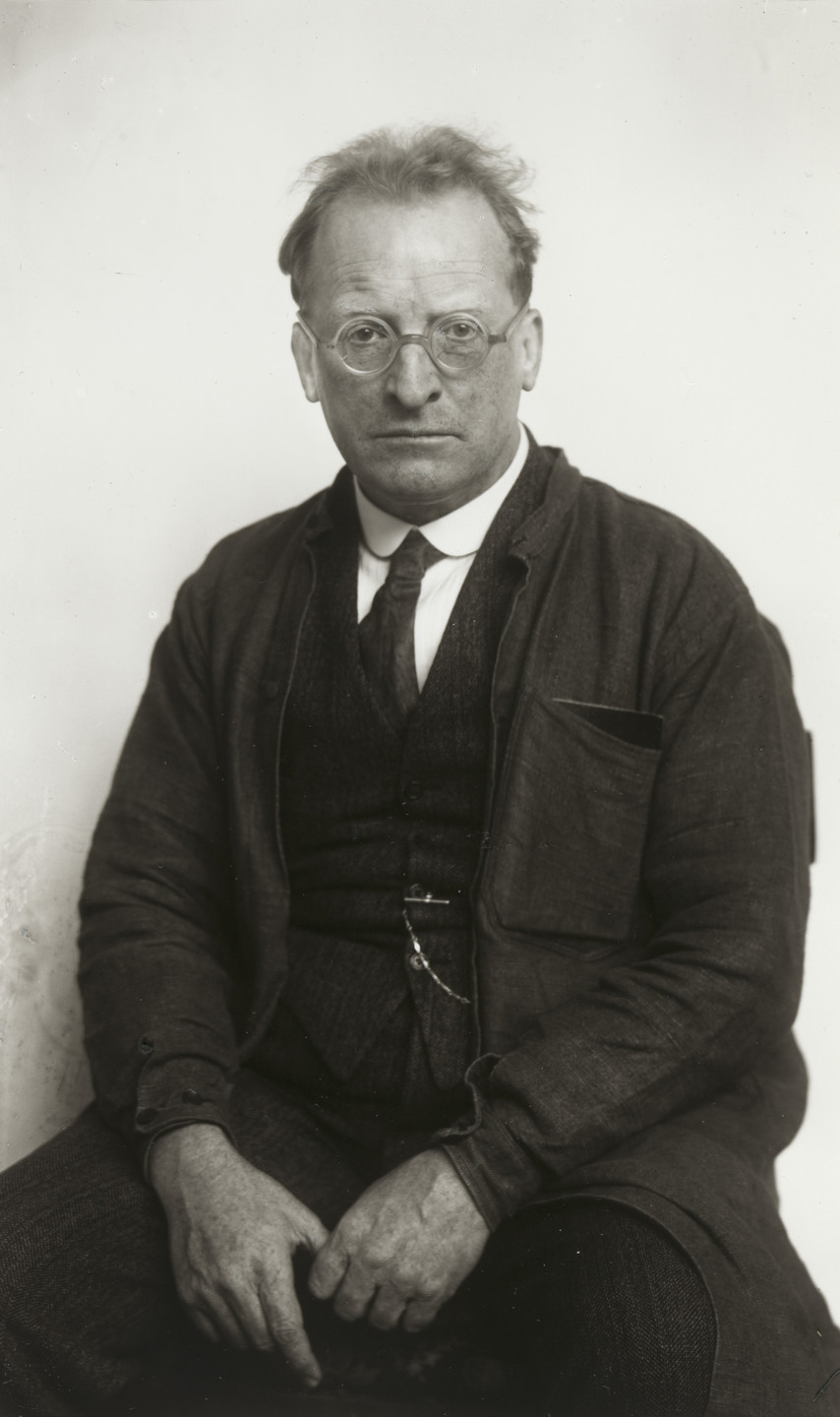 August Sander. Architect [Richard Riemerschmid]. 1930