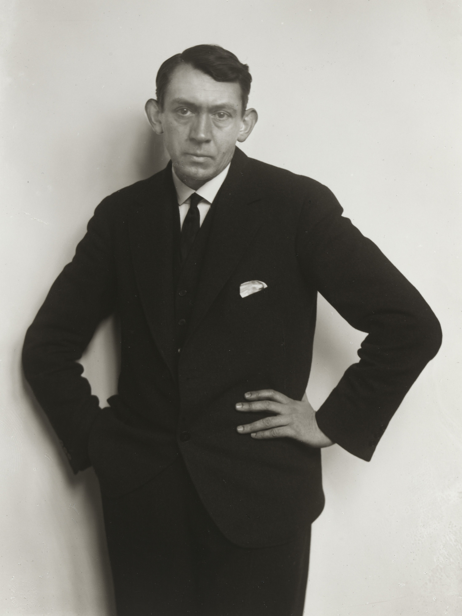 August Sander. Painter [Richard Seewald]. 1930