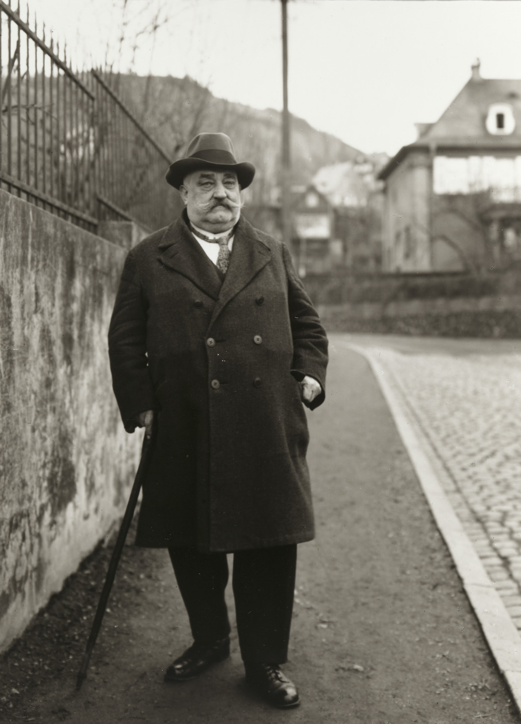 August Sander. Commercial Traveler. 1930