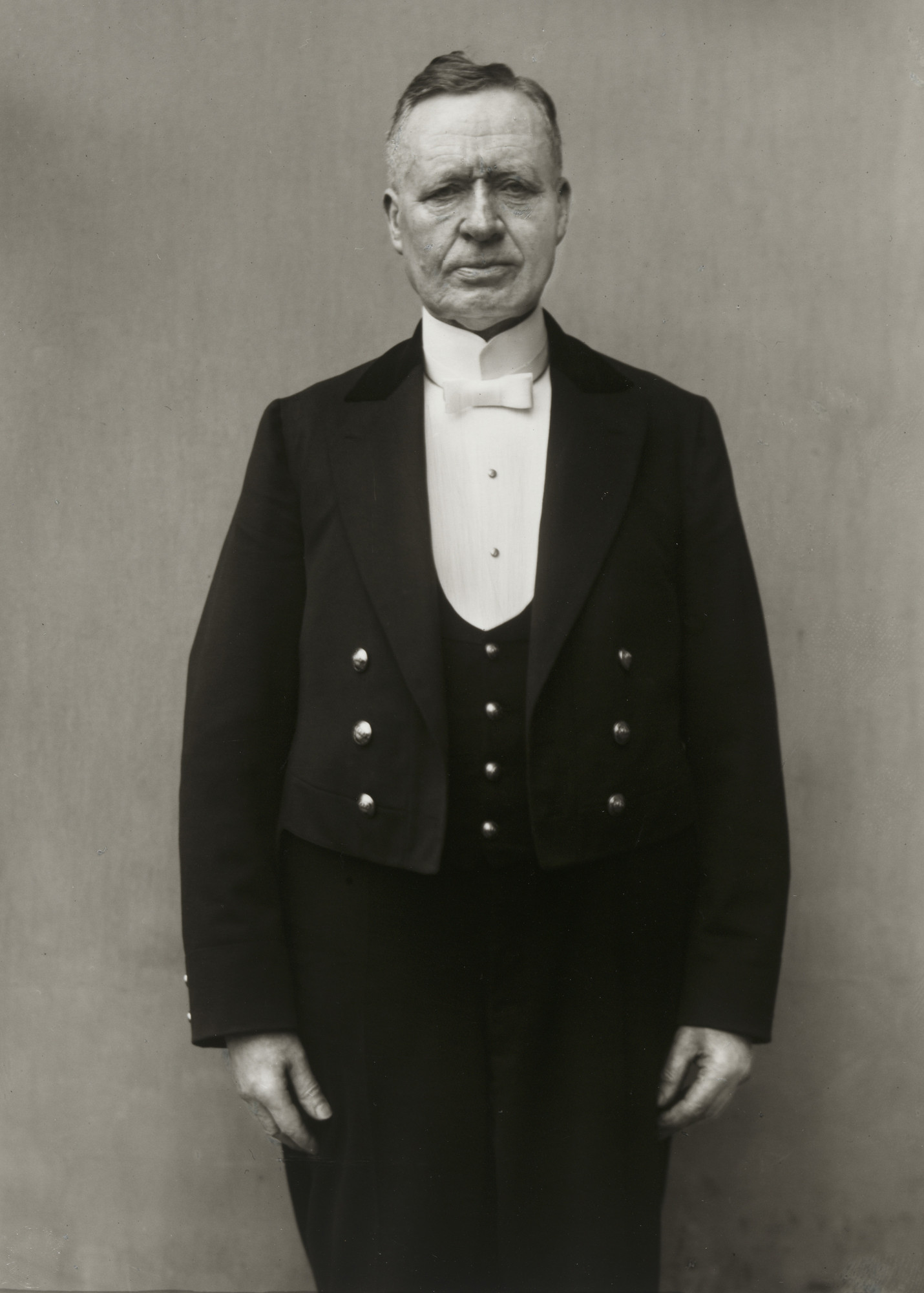 August Sander. Duke's Manservant. c. 1930