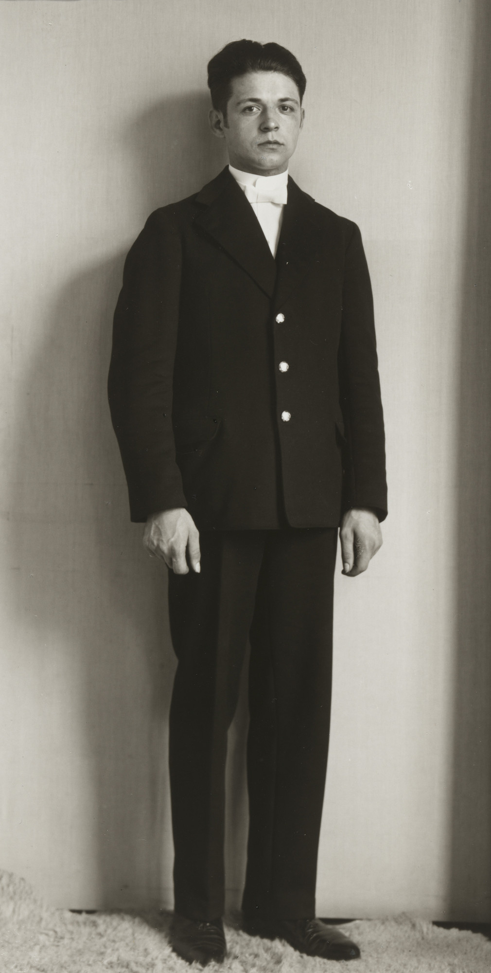 August Sander. Servant in a Grand Household. c. 1928
