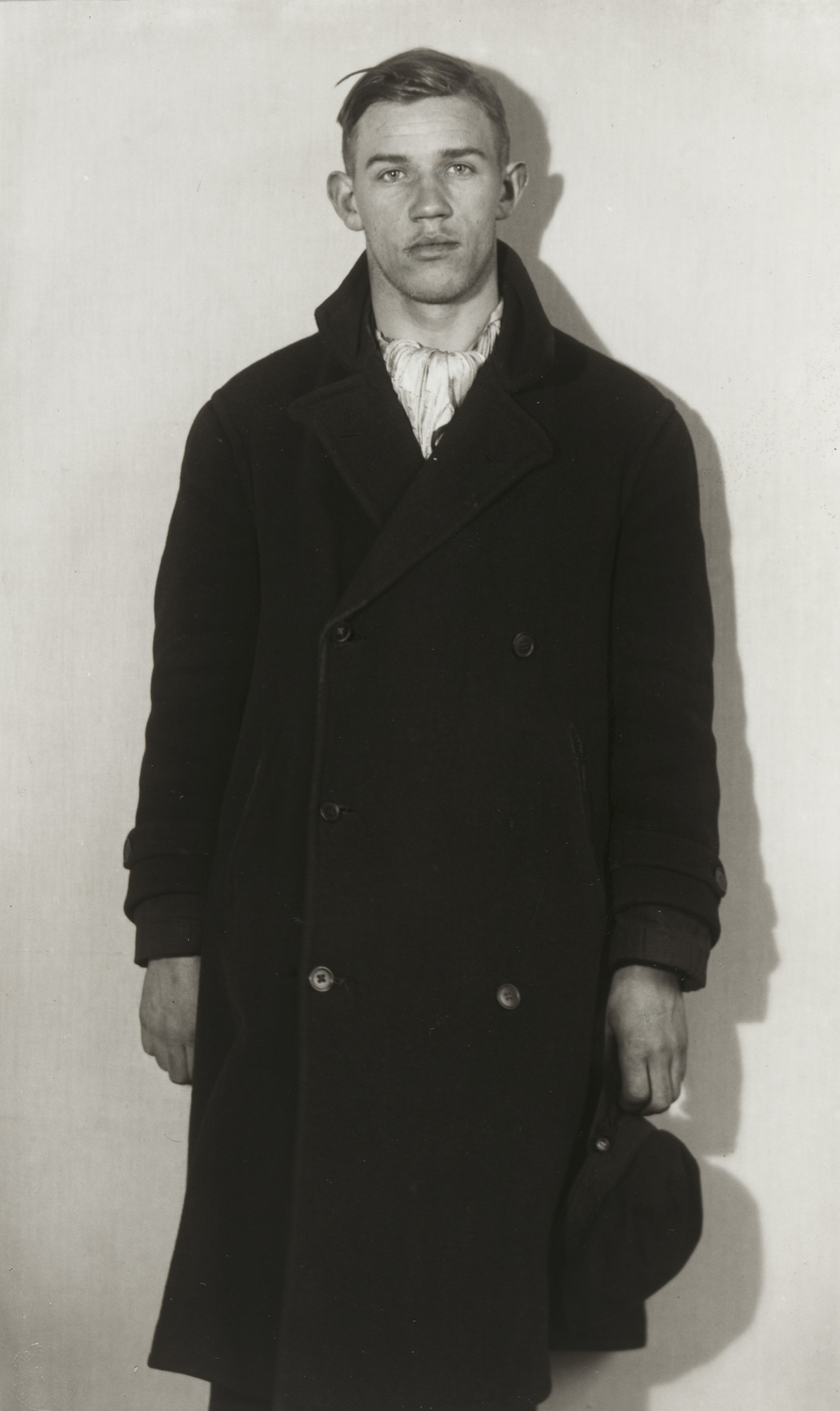 August Sander. Unemployed Miner. 1930
