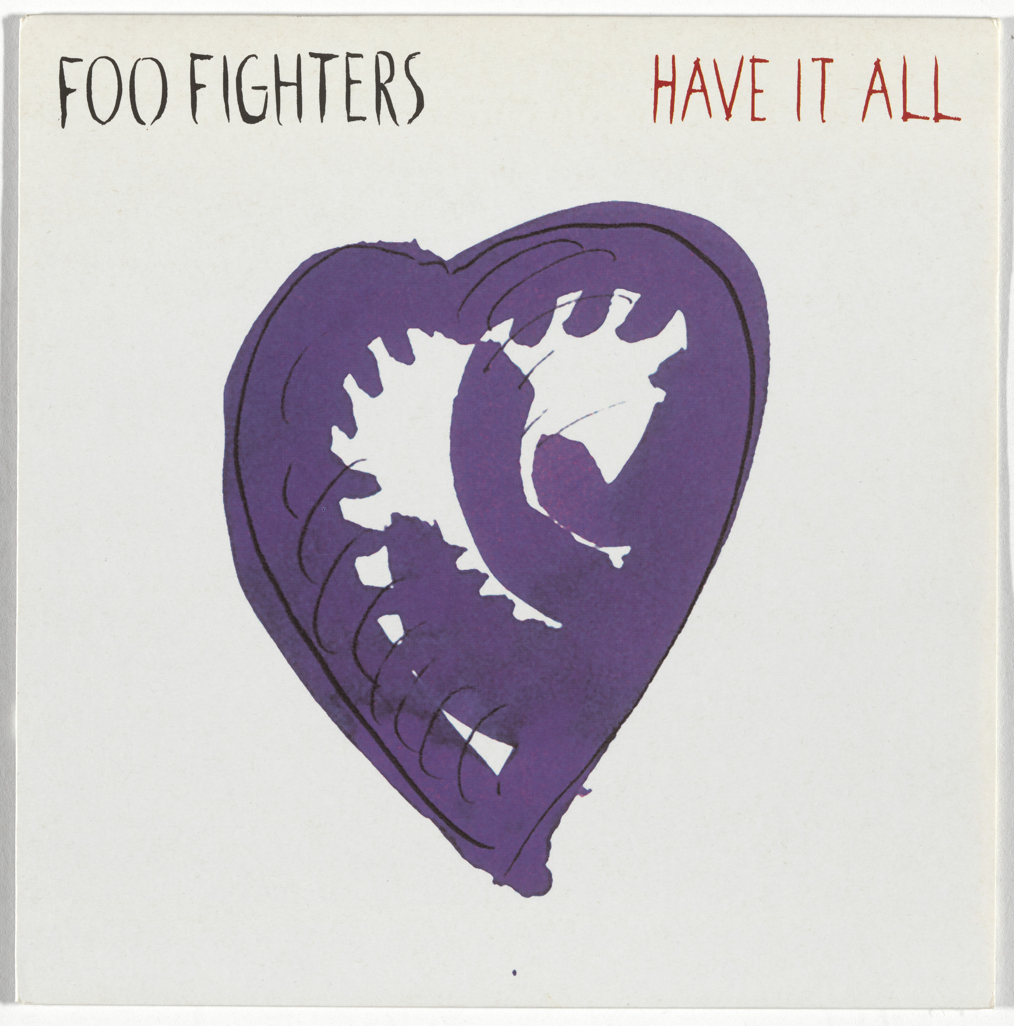 Foo Fighters: Darling Nikki