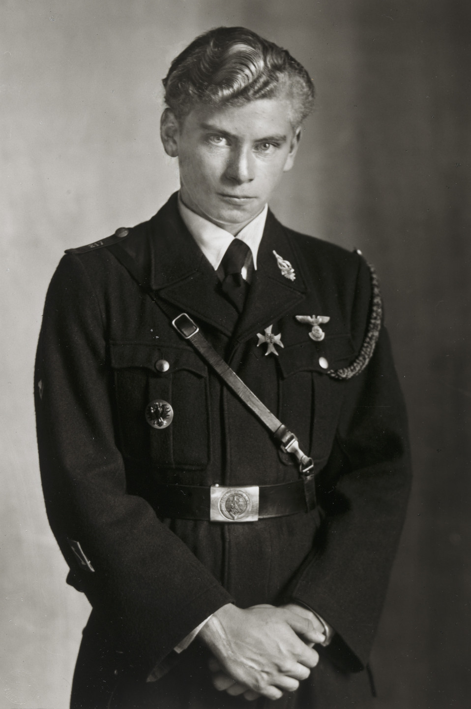August Sander. Young National Socialist. 1941