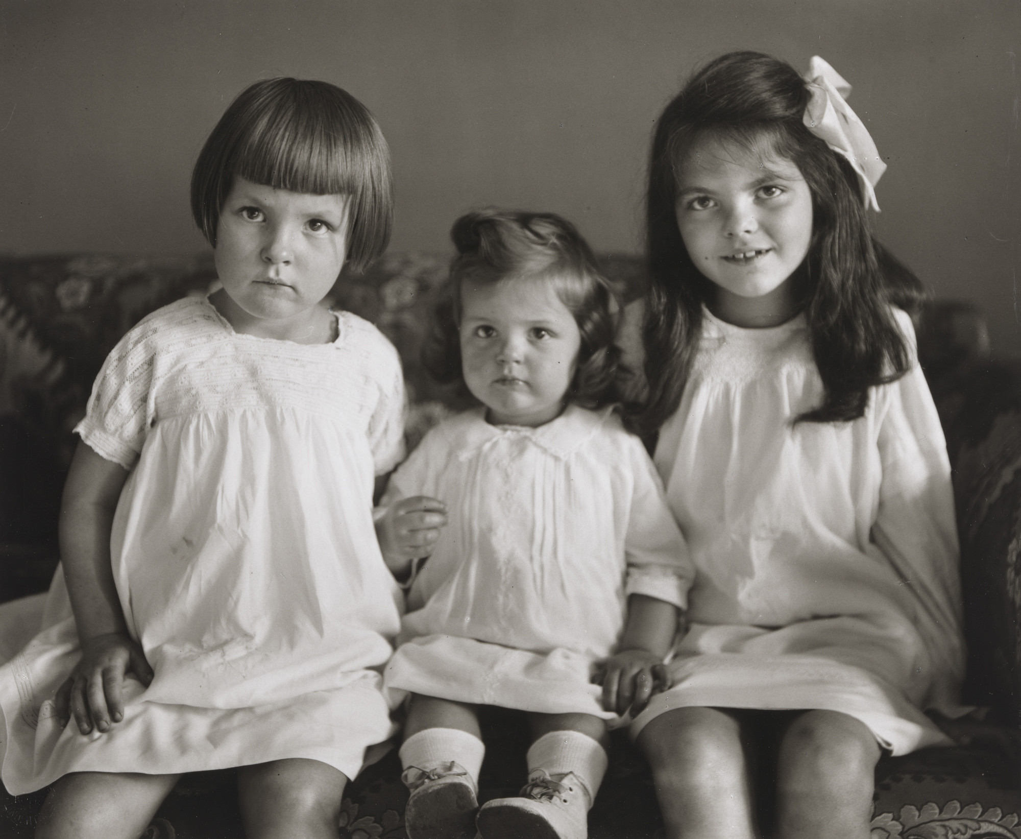 August Sander. Aristocratic Children. c. 1920