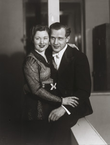 Film Actors [right Victor Staal]