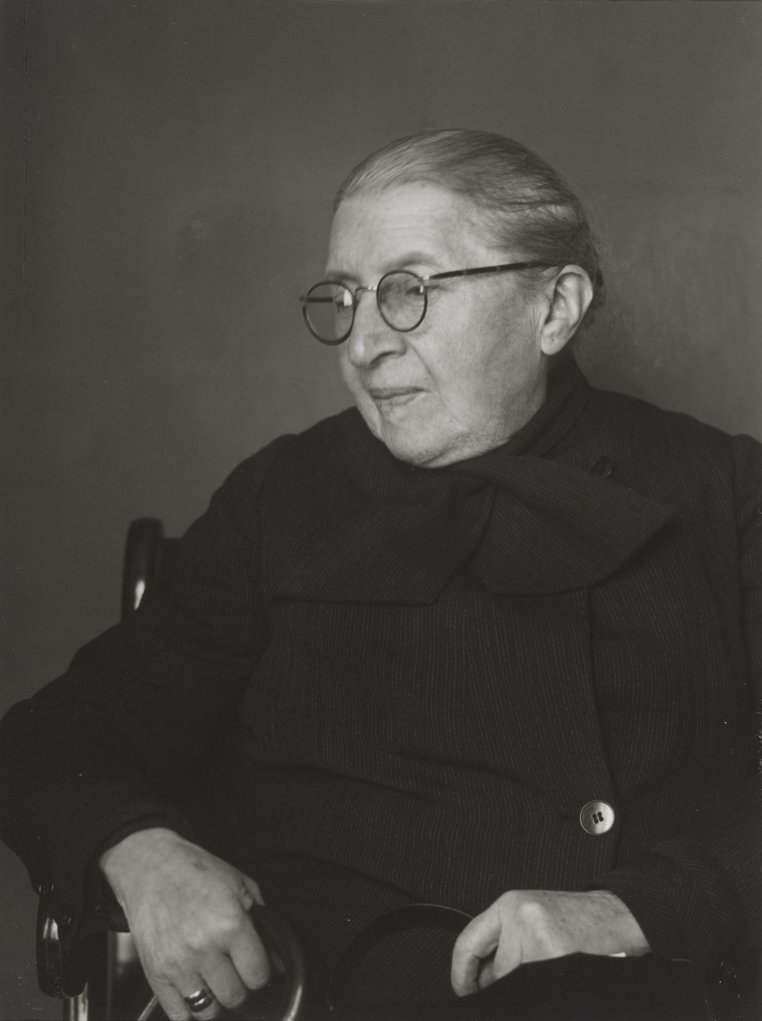 August Sander. Victim of Persecution. c. 1938