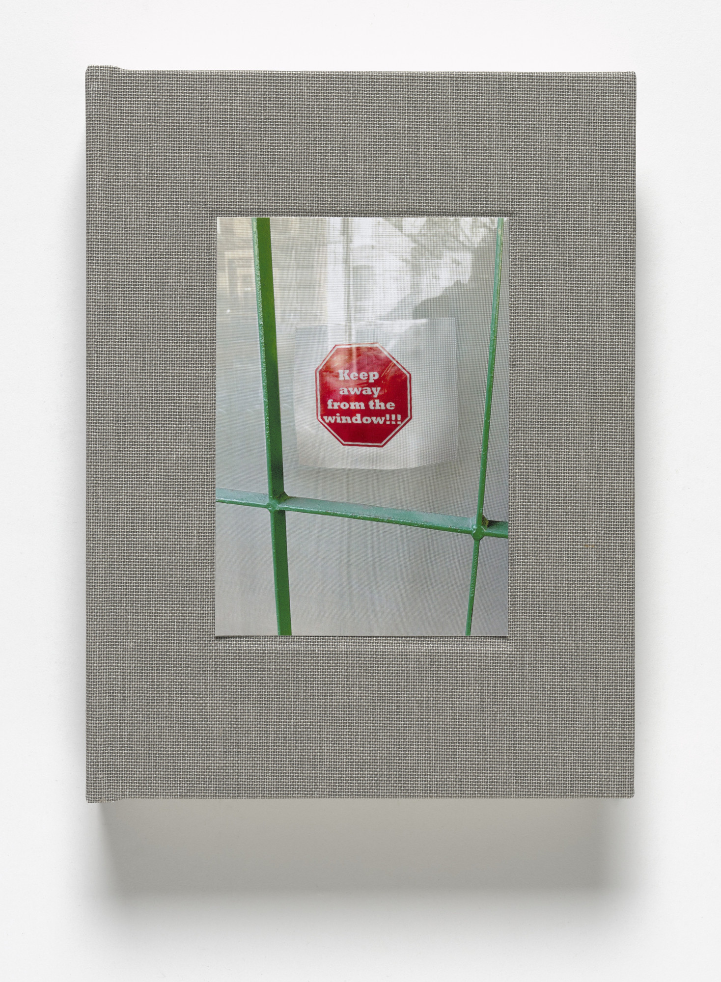Robert Gober, Lynne Tillman. Keep Away from the Window. 2014