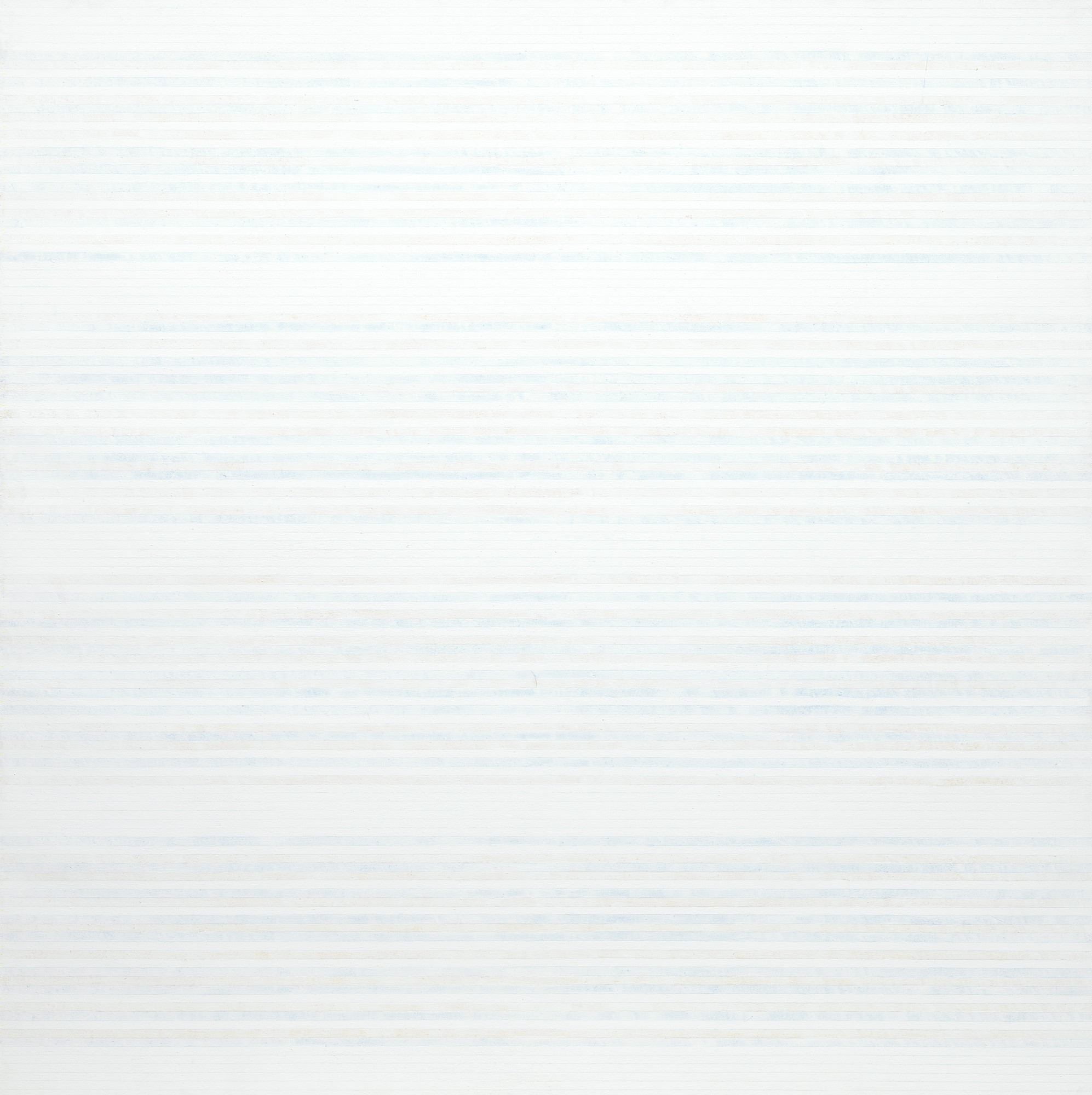 Agnes Martin. Untitled No. 1. 1981