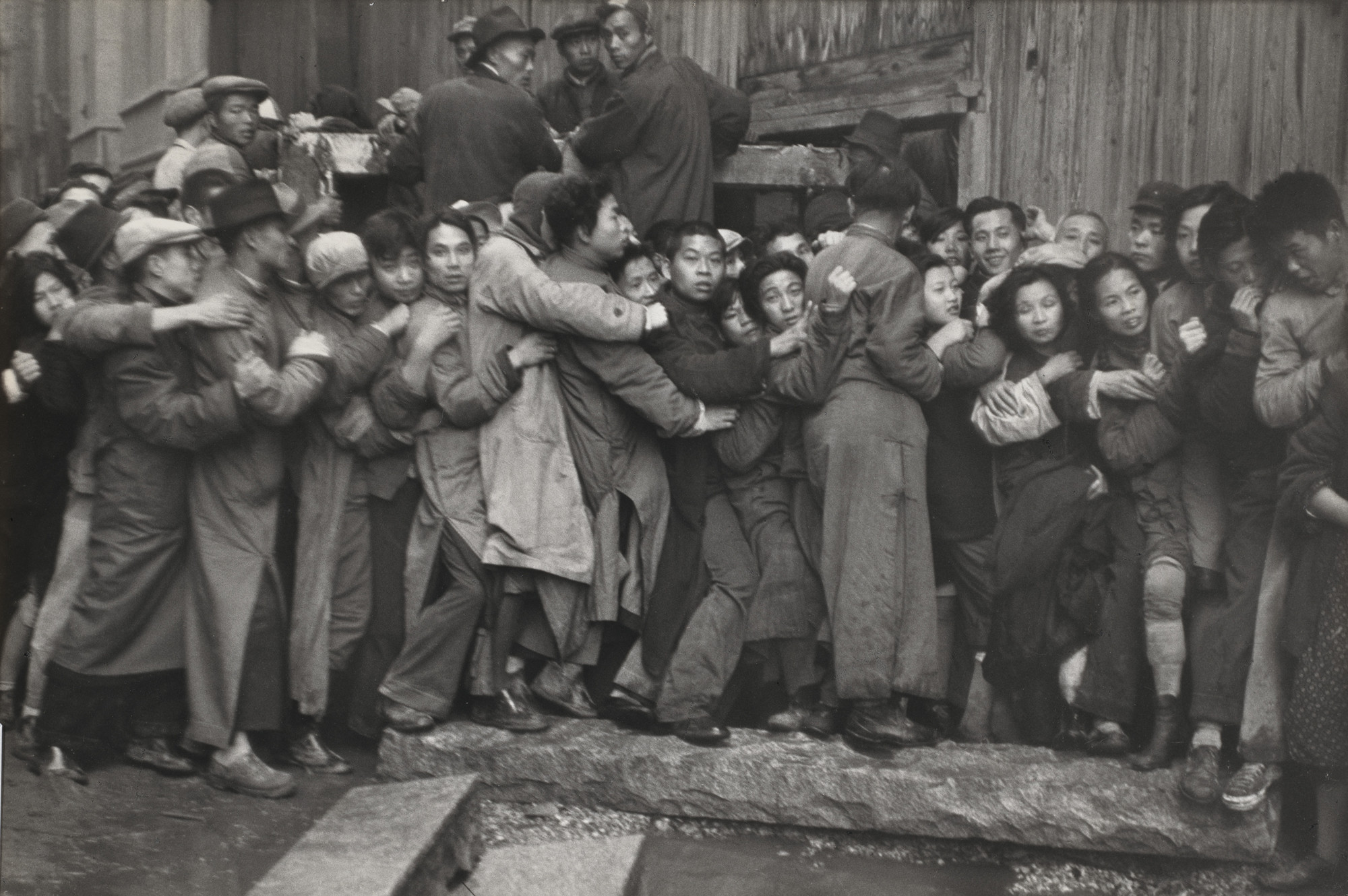 Henri Cartier-Bresson. Shanghai. December 1948