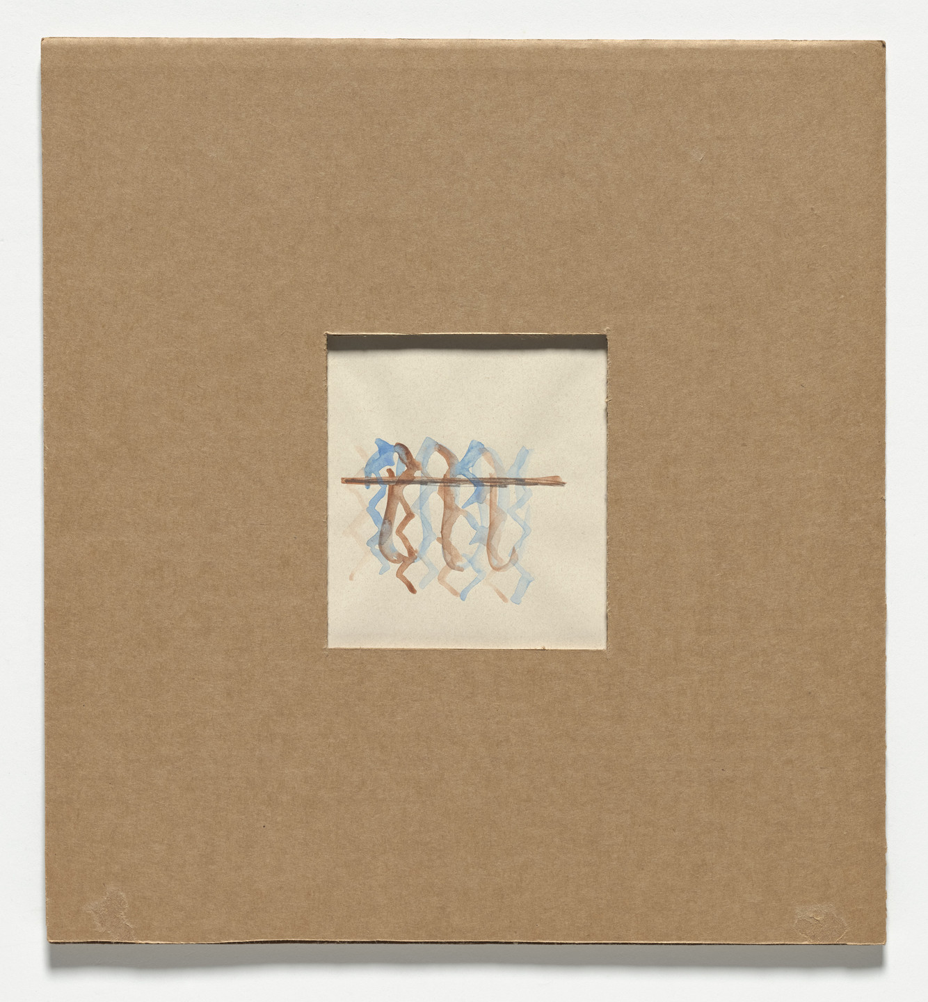 Richard Tuttle. Photographs 3. 1984