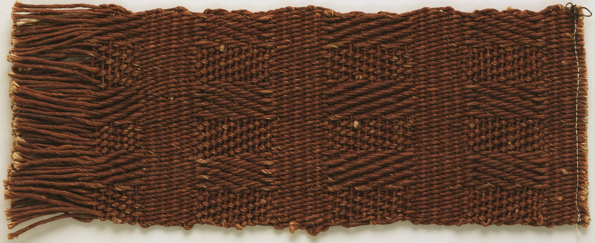 Anni Albers. Fabric Sample. c. 1948