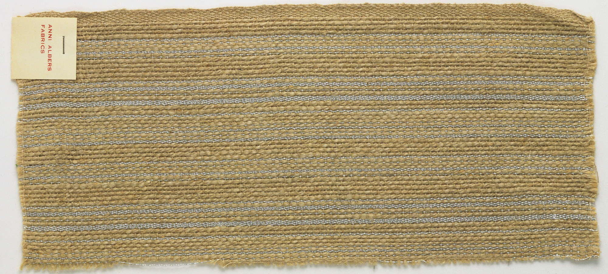 Anni Albers. Wall-Covering Material. c. 1950