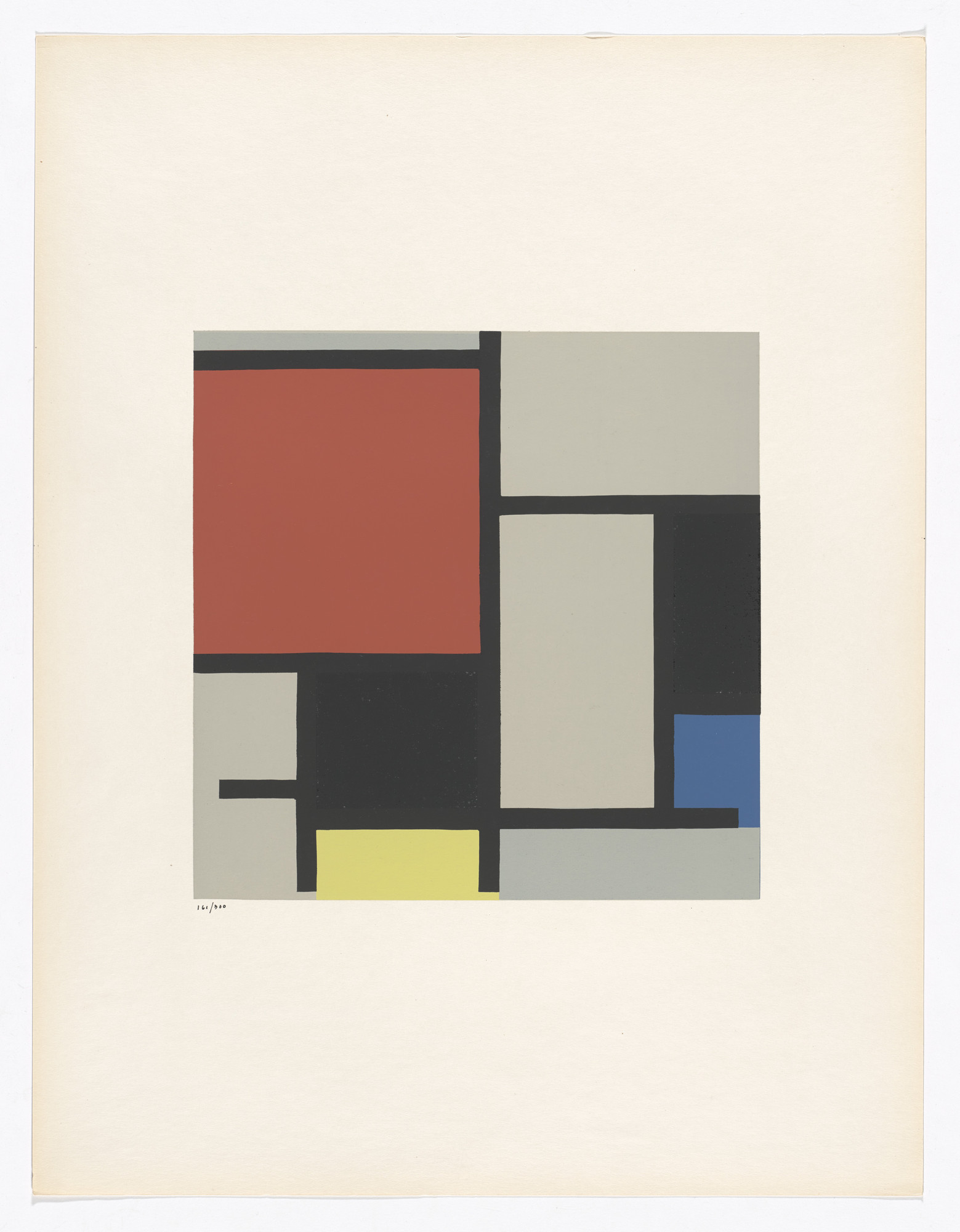 Piet Mondrian Moma