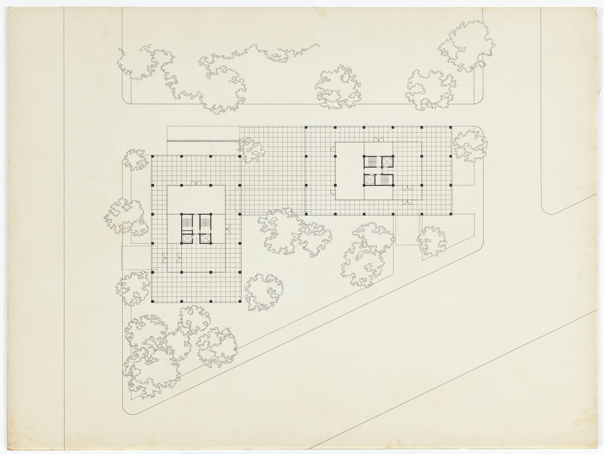 Ludwig Mies Van Der Rohe 860880 Lake Shore Drive Apartment