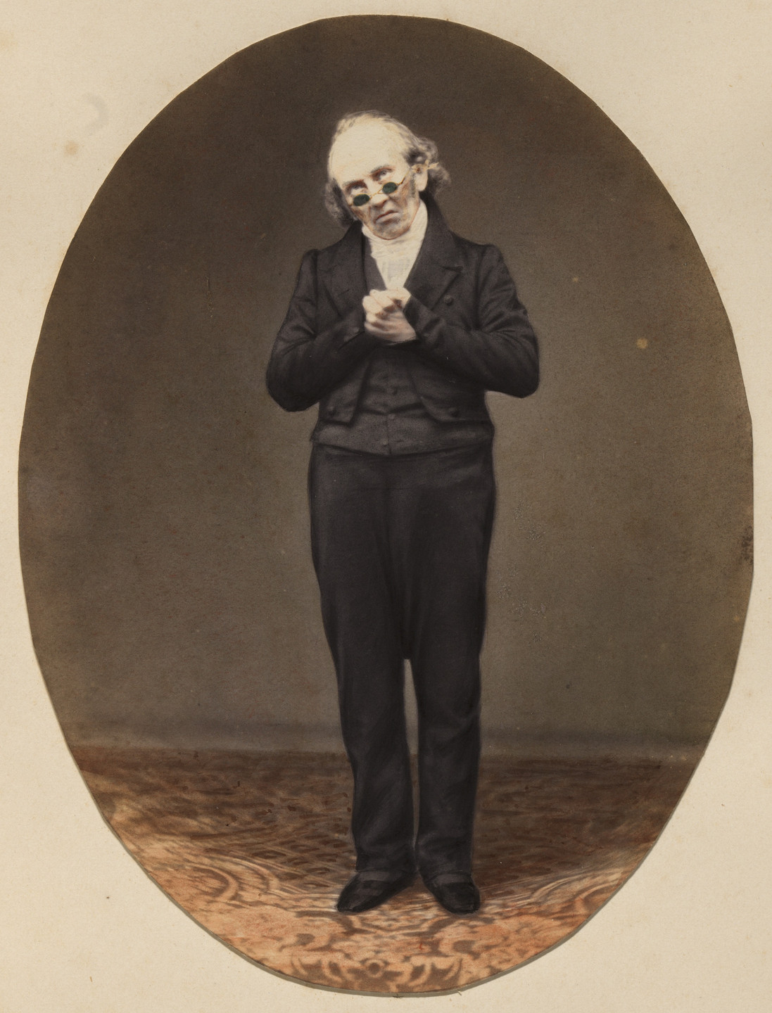 Unknown photographer. The Hansen Album. 1860
