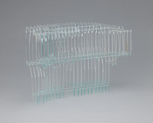 Winka Dubbeldam. From Hardware to Softform, project (Armature model). 2002