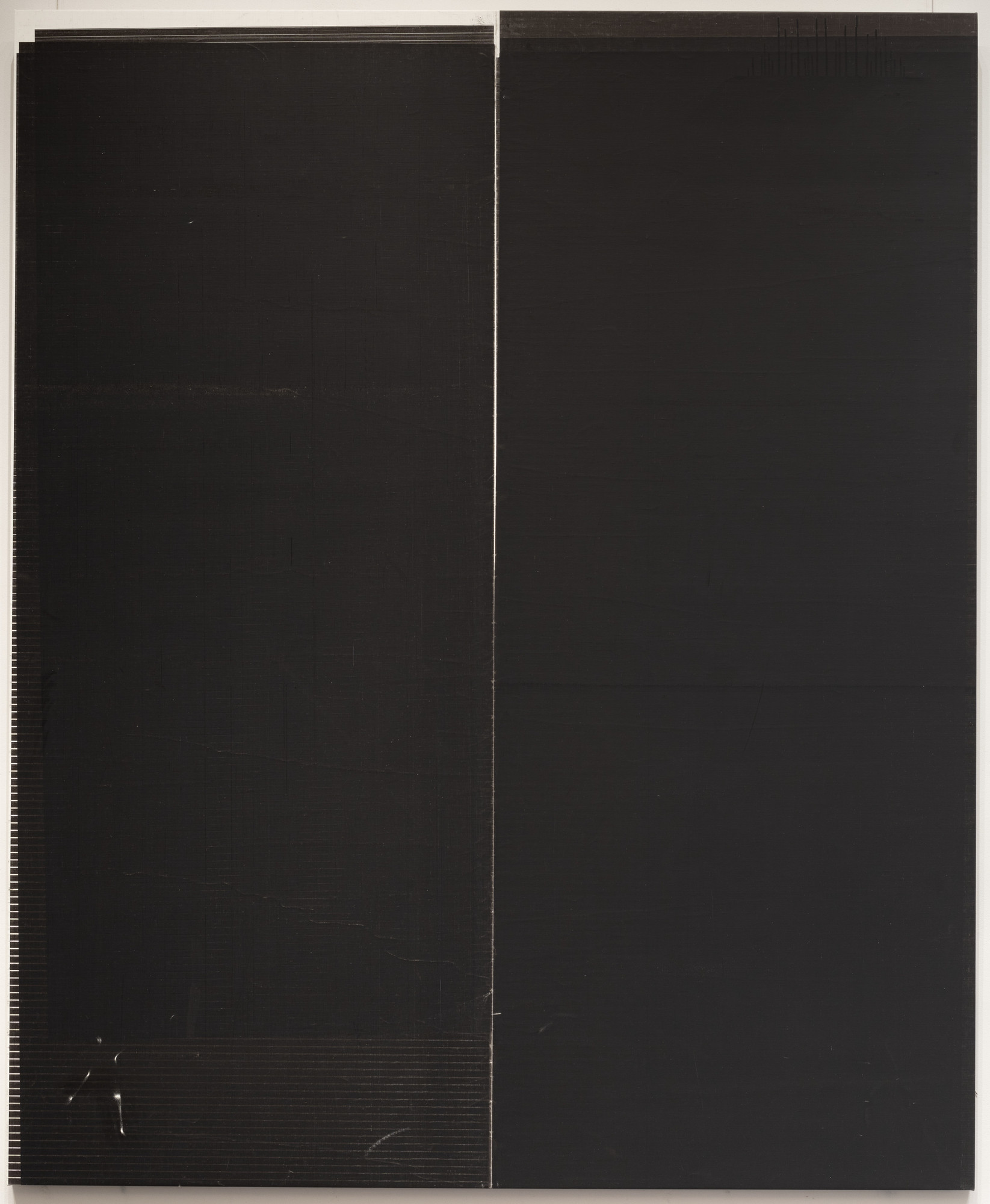 Wade Guyton. Untitled. 2008