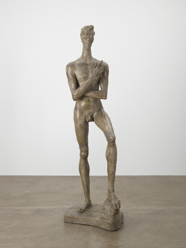 Wilhelm Lehmbruck. Standing Youth. 1913