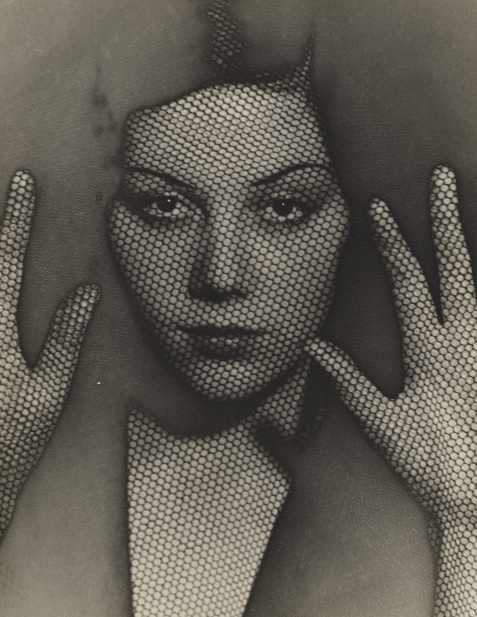 Man Ray (Emmanuel Radnitzky). The Veil. 1930