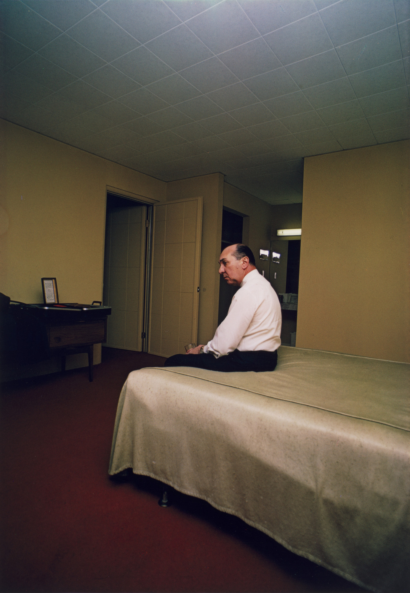 William Eggleston. Huntsville, Alabama. c. 1969-70