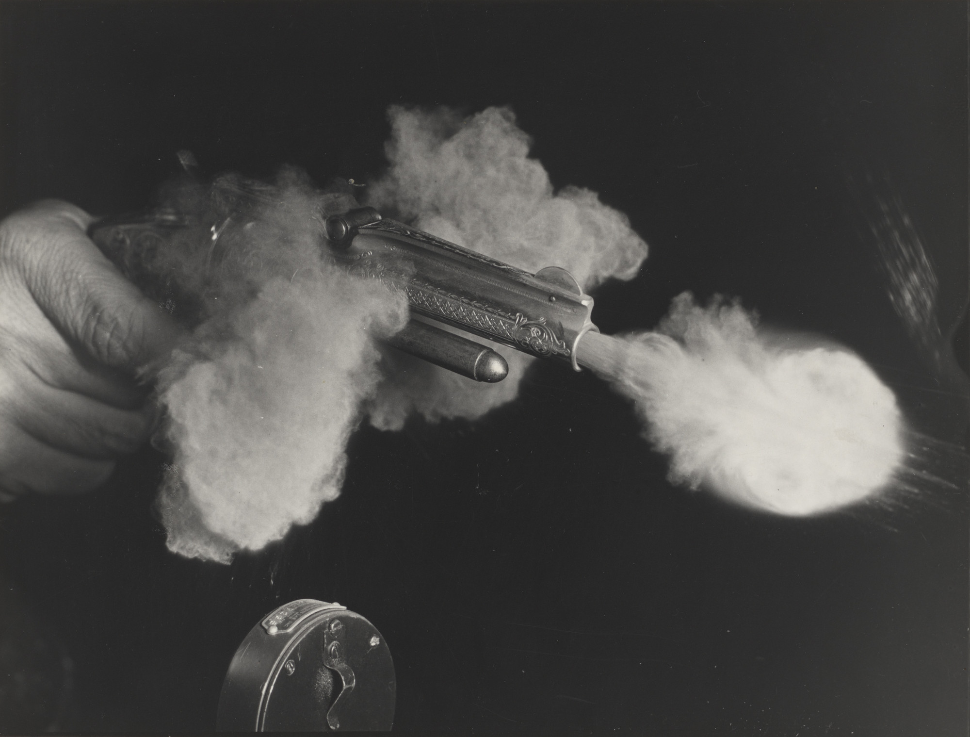 Dr. Harold E. Edgerton. Dangerous Weapon. 1936