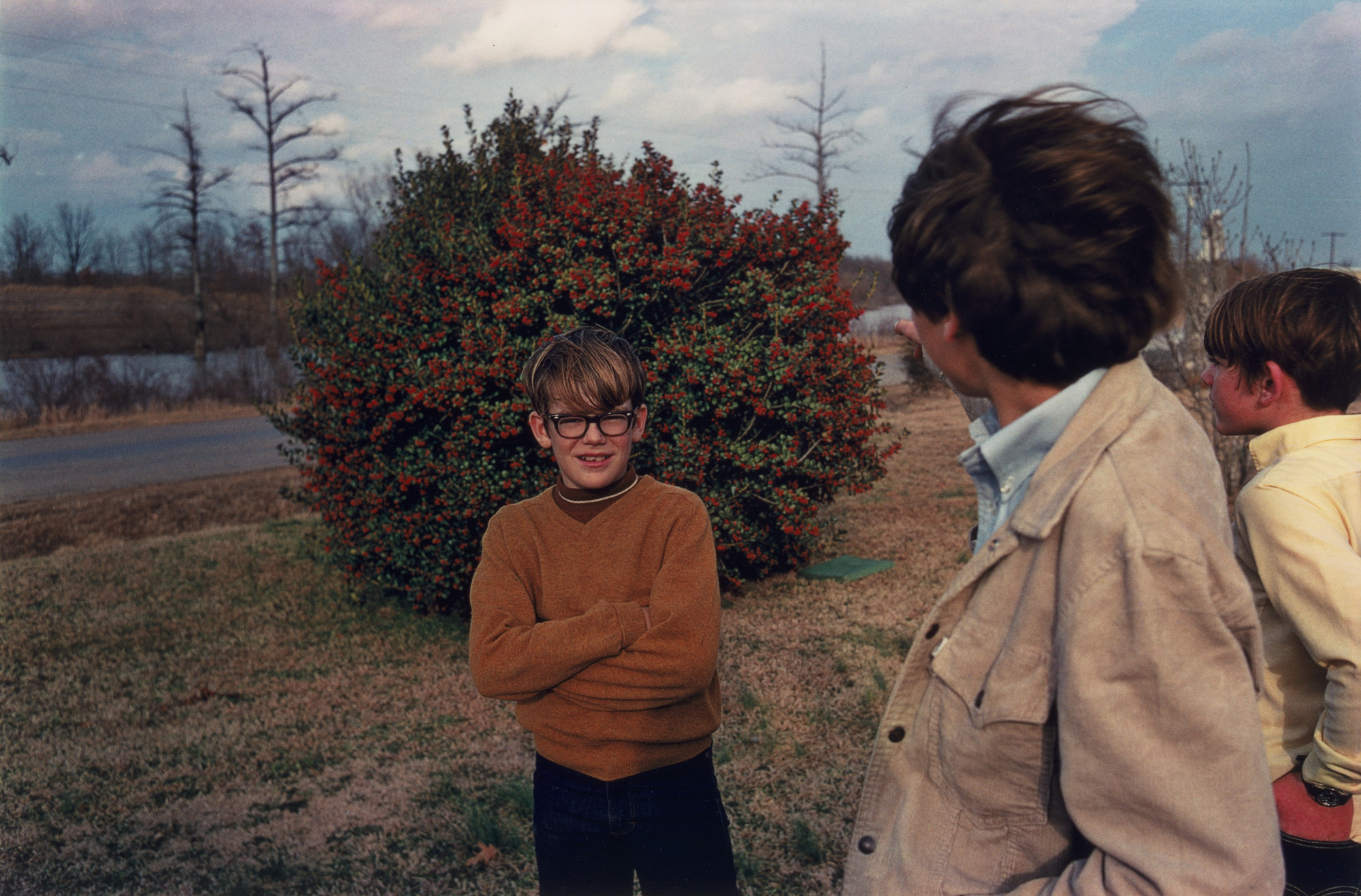 William Eggleston. Tallahatchie County, Mississippi. c. 1972