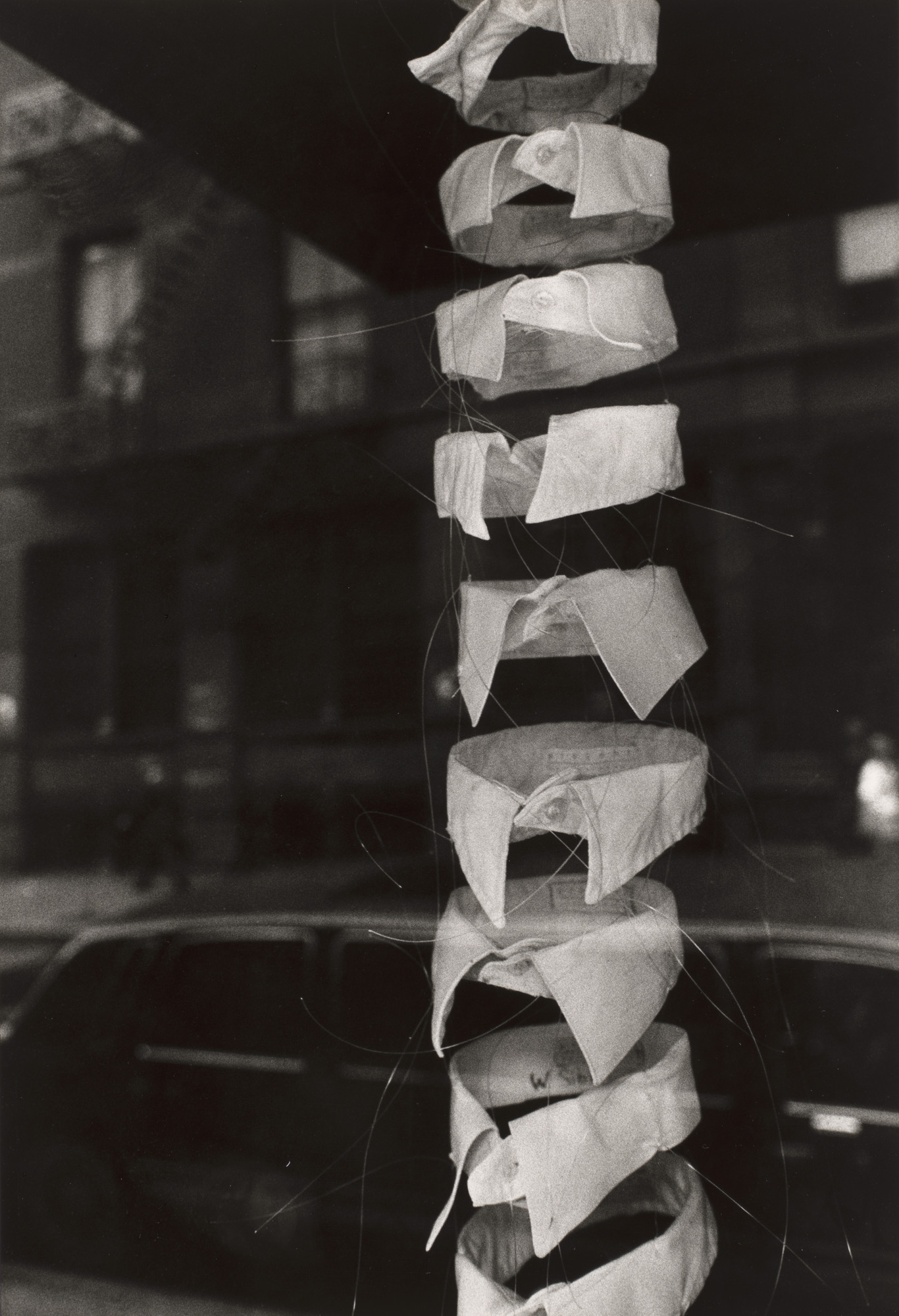 Charles Martin. Collared: New York City. 1996