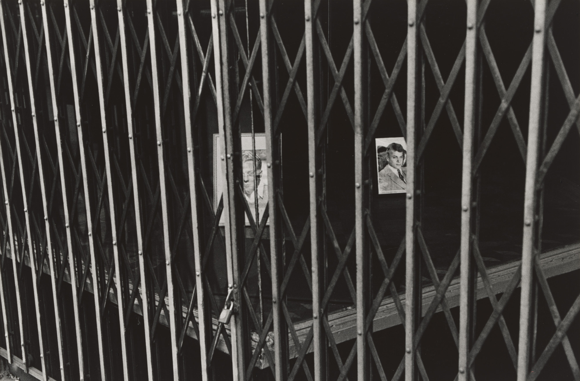 Lee Friedlander. New York City. 1962