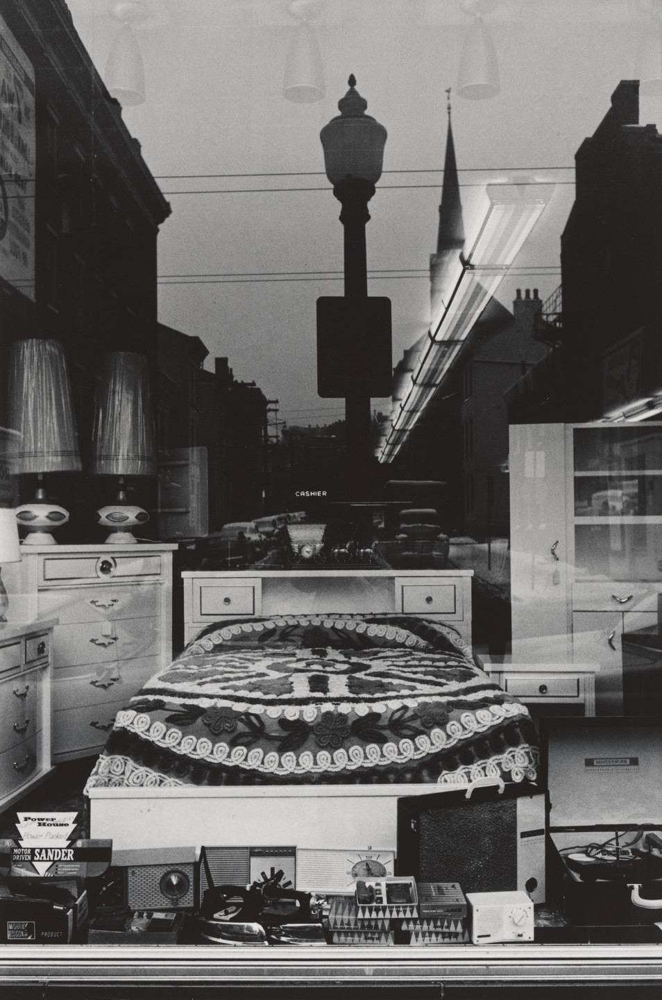 Lee Friedlander. Cincinnati, Ohio. 1963