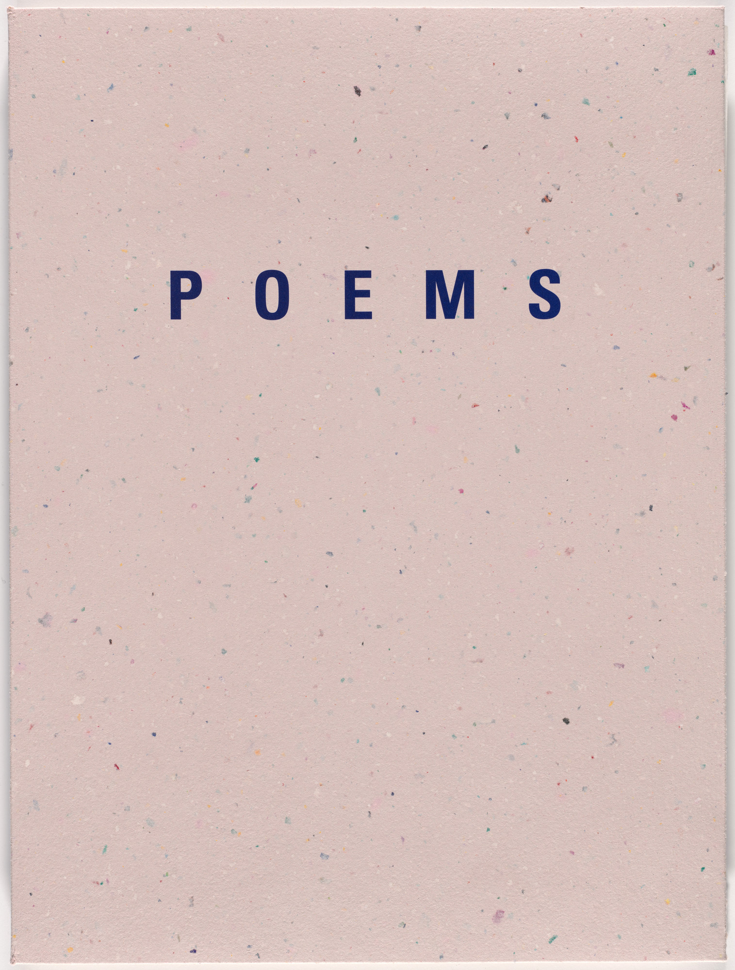 Joan Mitchell. Poems. 1992