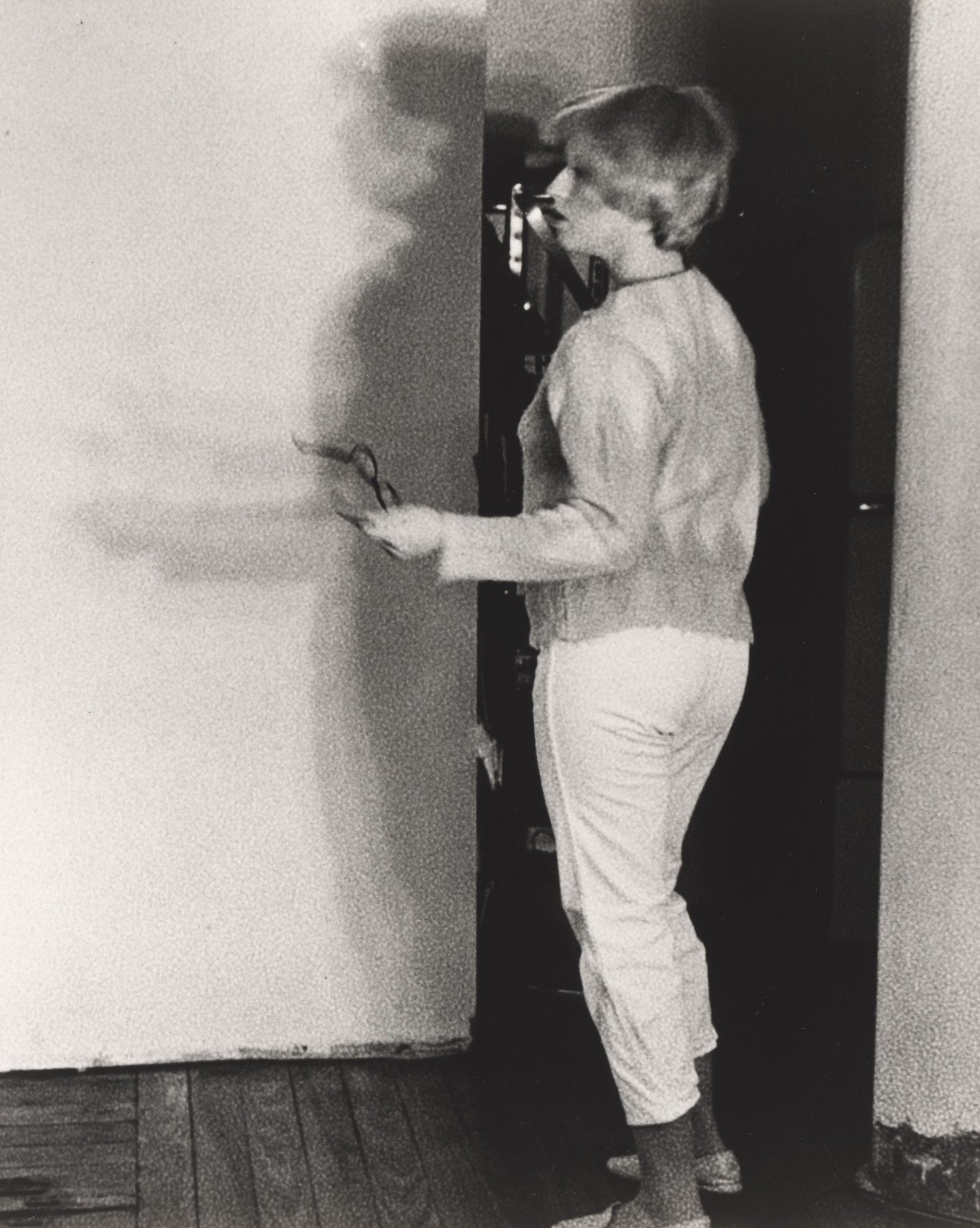 Cindy Sherman. Untitled Film Still #1. 1977
