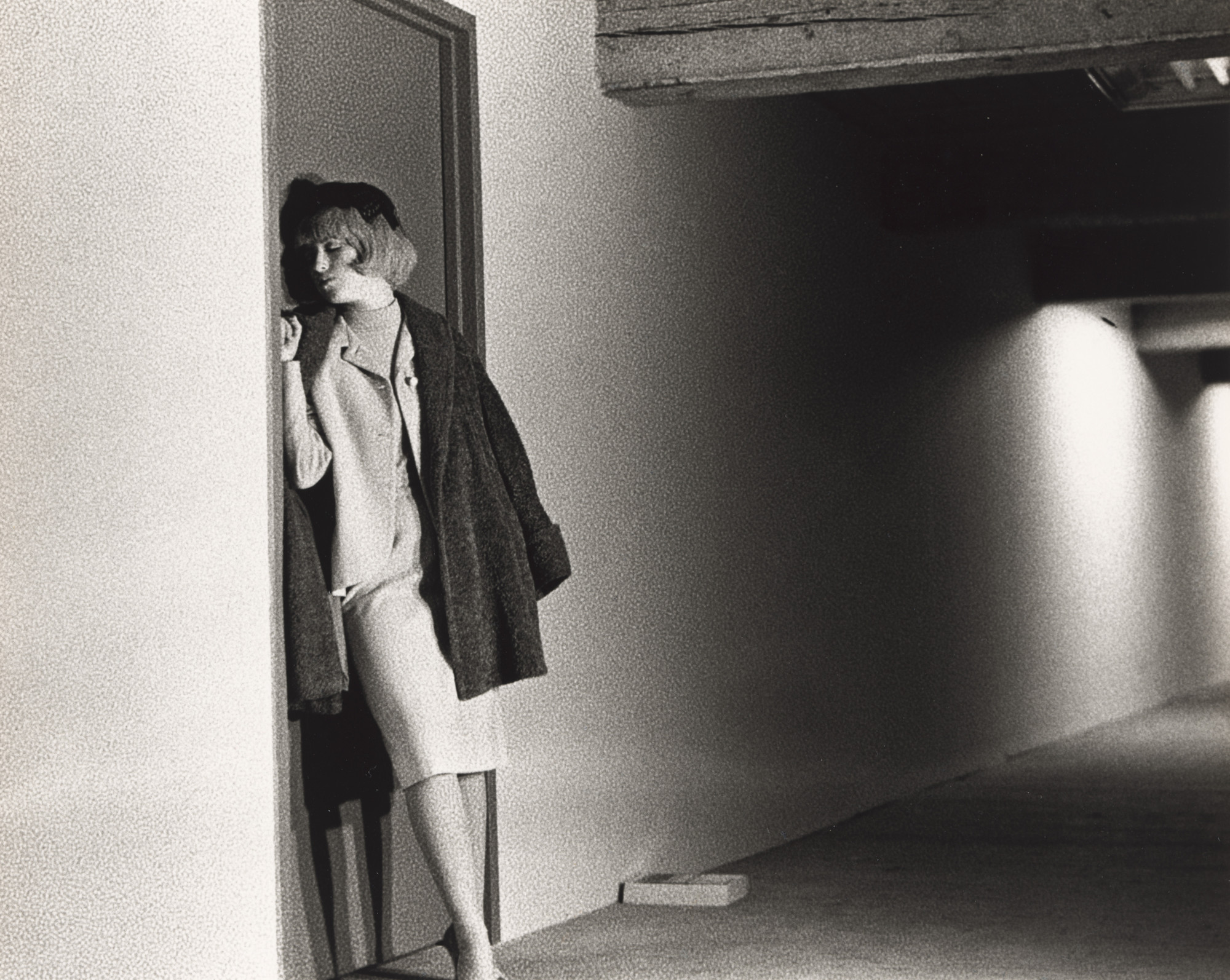 Cindy Sherman. Untitled Film Still #4. 1977