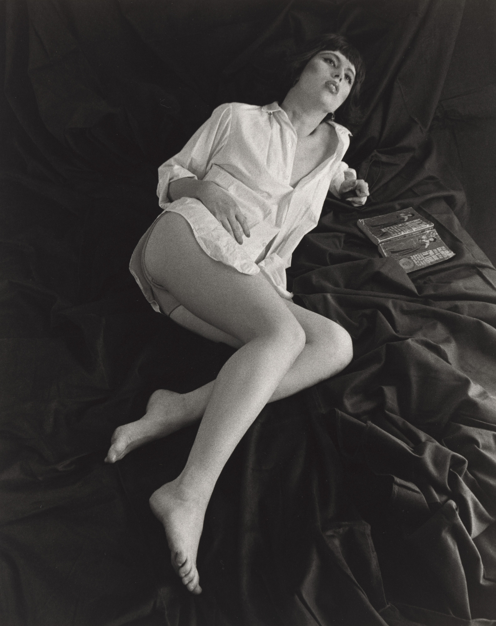 Cindy Sherman. Untitled Film Still #34. 1979